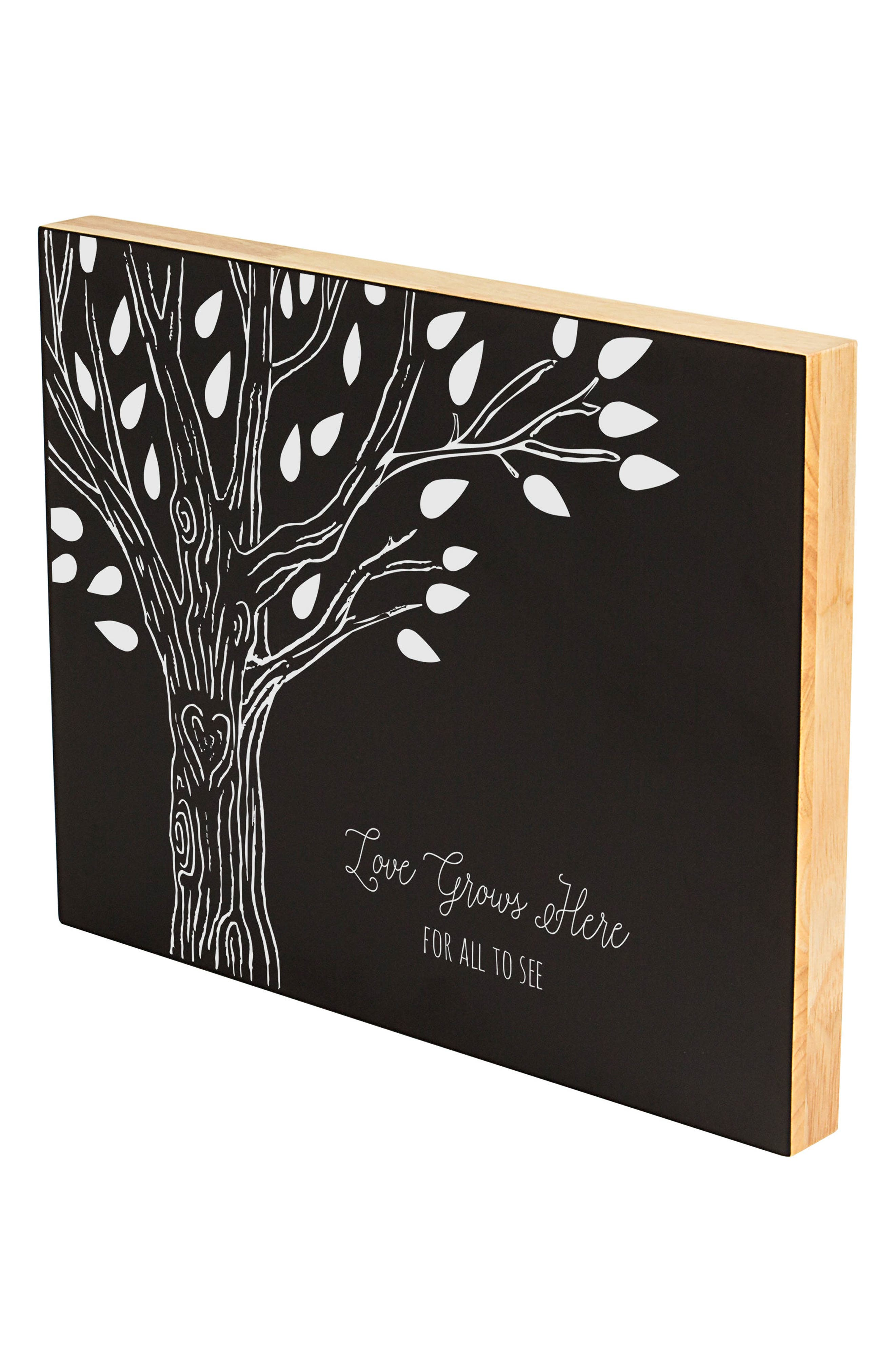 CATHY'S CONCEPTS,                             Family Tree Chalkboard,                             Alternate thumbnail 6, color,                             001