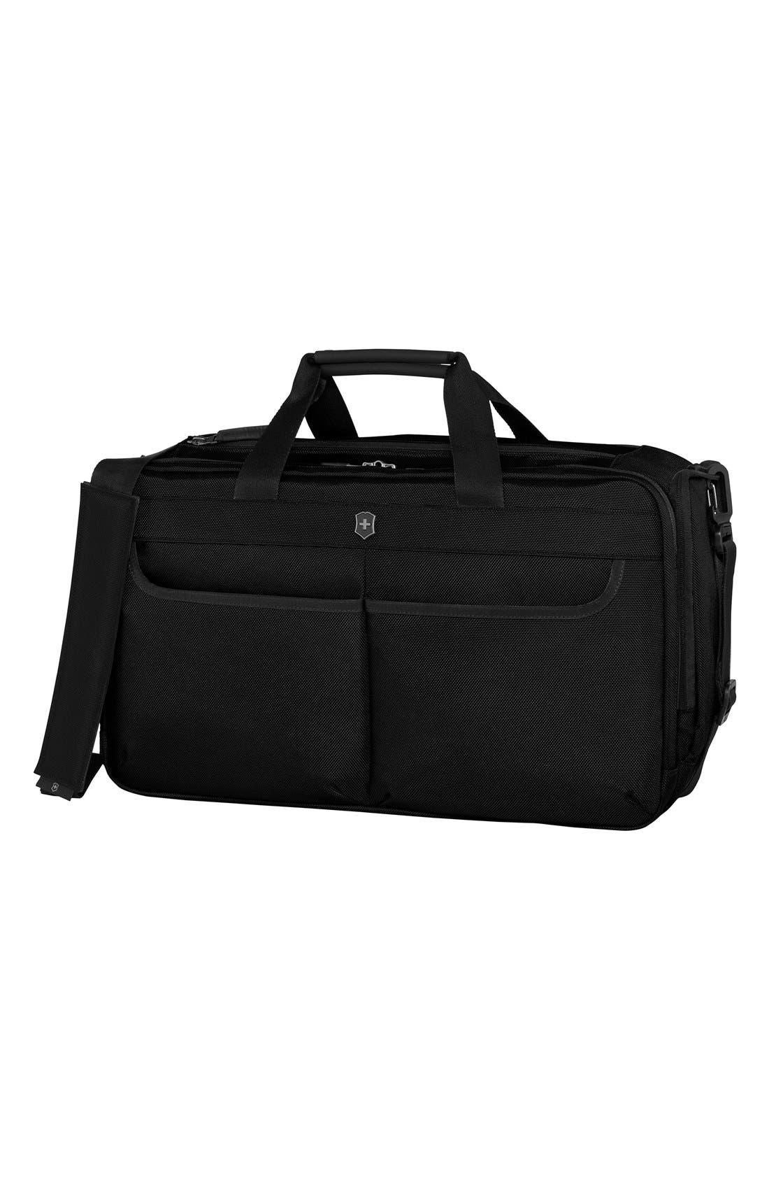 WT 5.0 Duffel Bag,                             Main thumbnail 1, color,                             BLACK