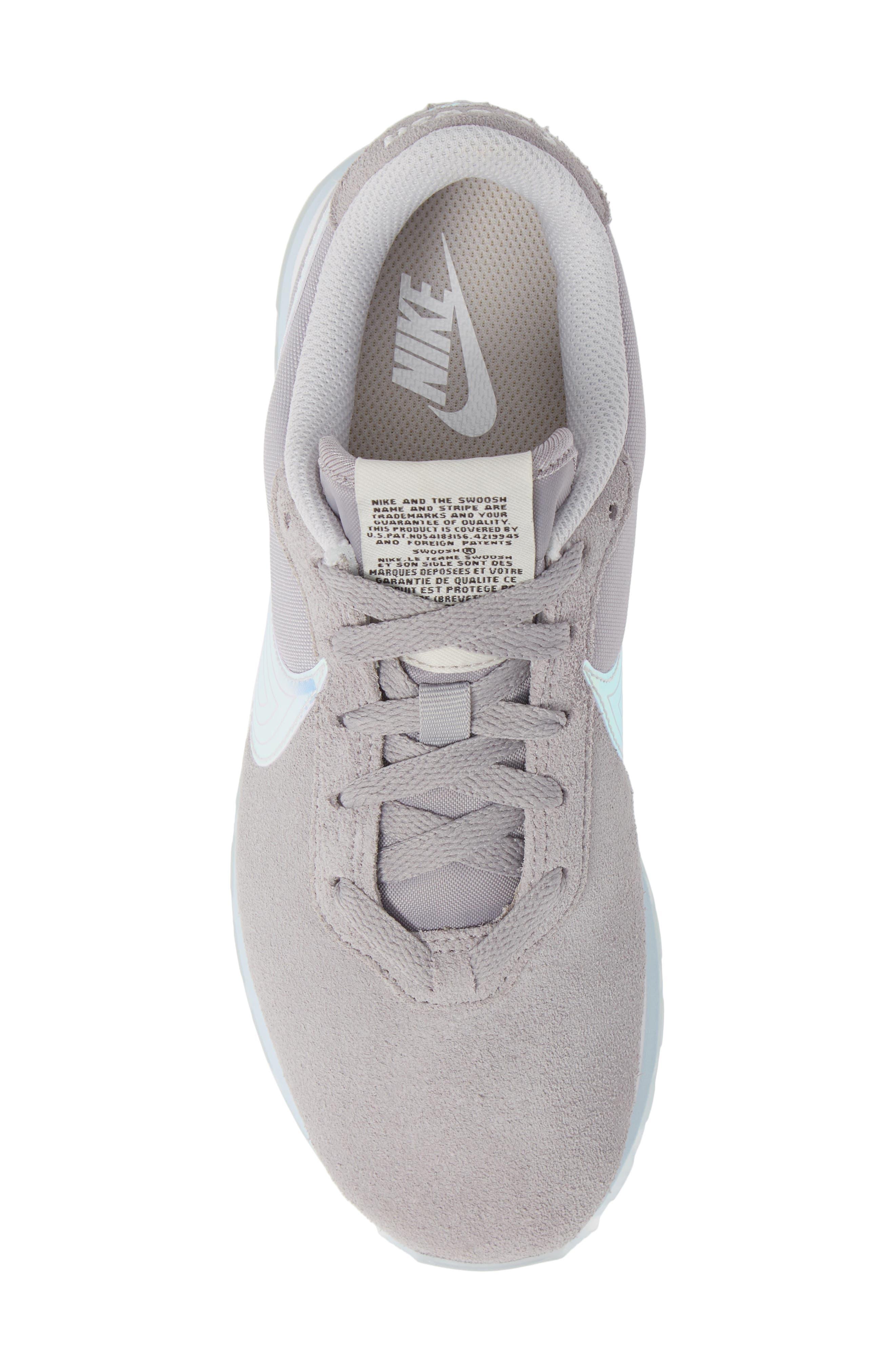 Pre Love O.X. Sneaker,                             Alternate thumbnail 5, color,                             ATMOSPHERE GREY/ WHITE/ GREY