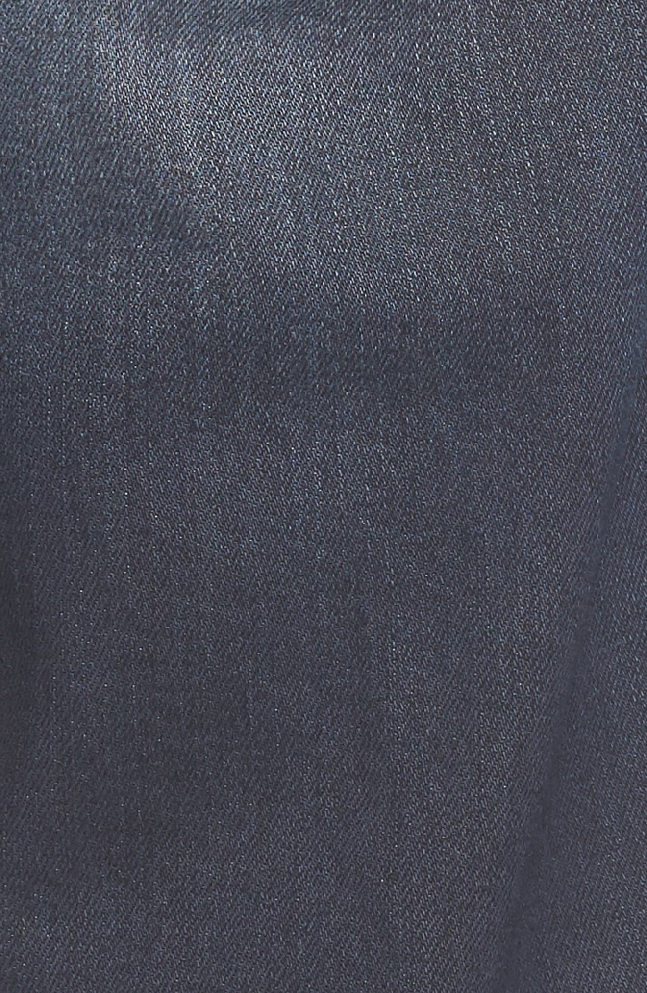 Sleenker Skinny Fit Jeans,                             Alternate thumbnail 5, color,                             400