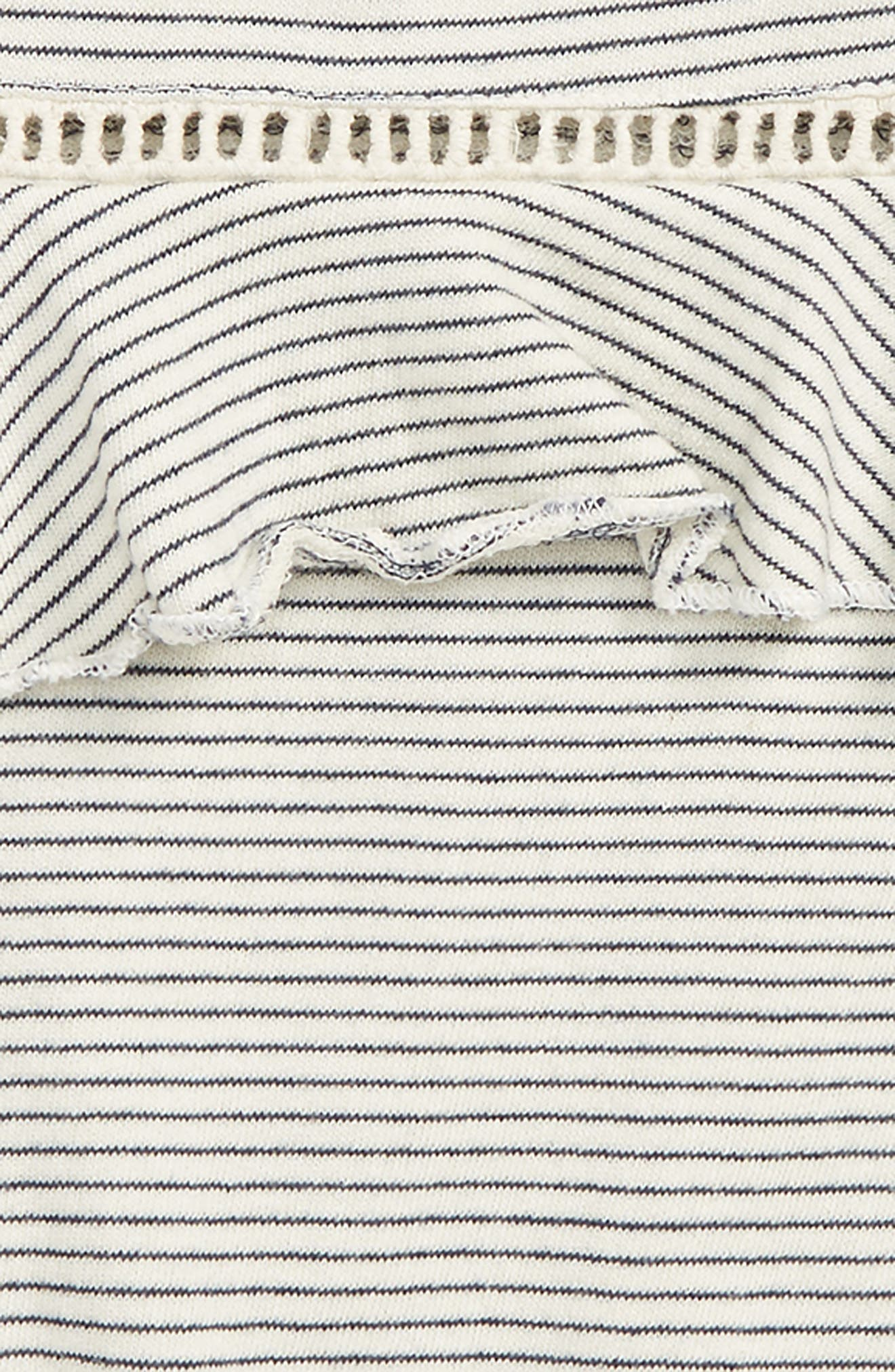 Amelia Ruffle Sweatshirt,                             Alternate thumbnail 2, color,                             900
