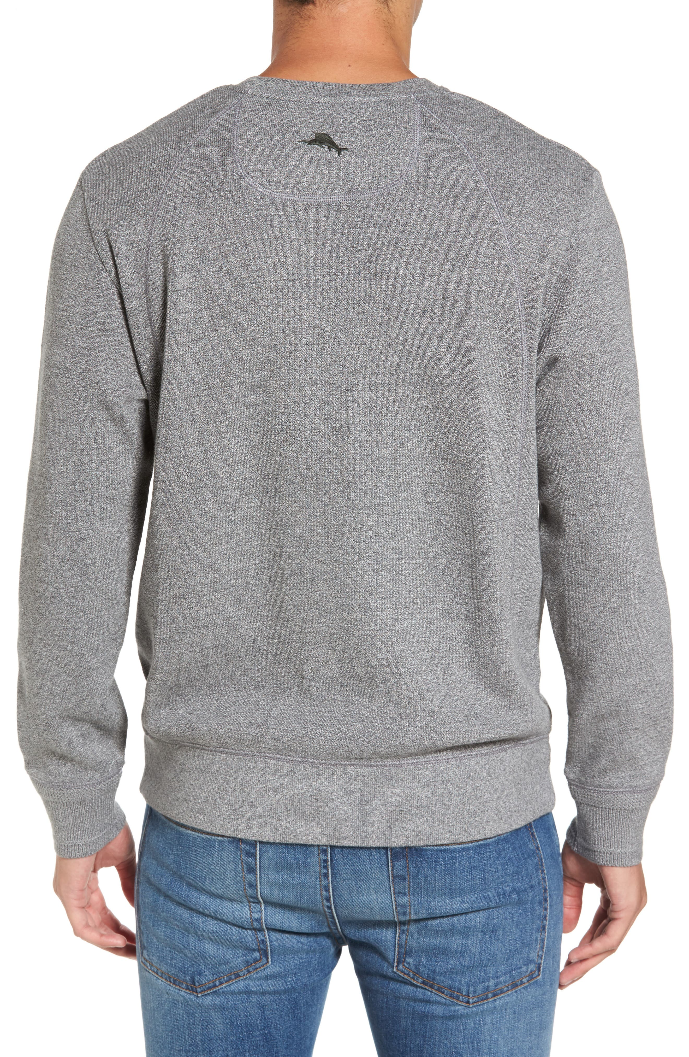 NFL Stitch of Liberty Embroidered Crewneck Sweatshirt,                             Alternate thumbnail 49, color,
