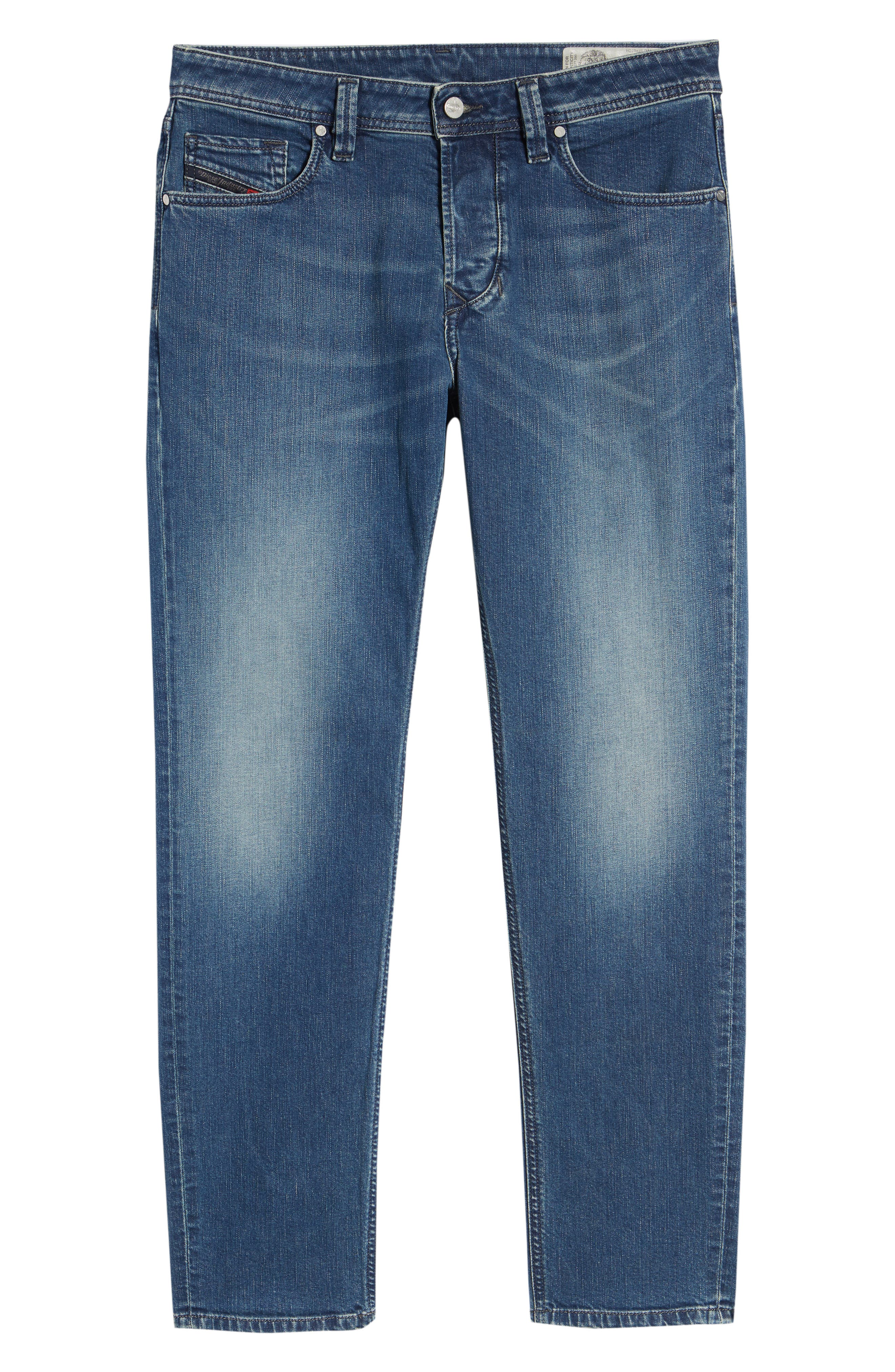 Larkee Relaxed Fit Jeans,                             Alternate thumbnail 6, color,                             400