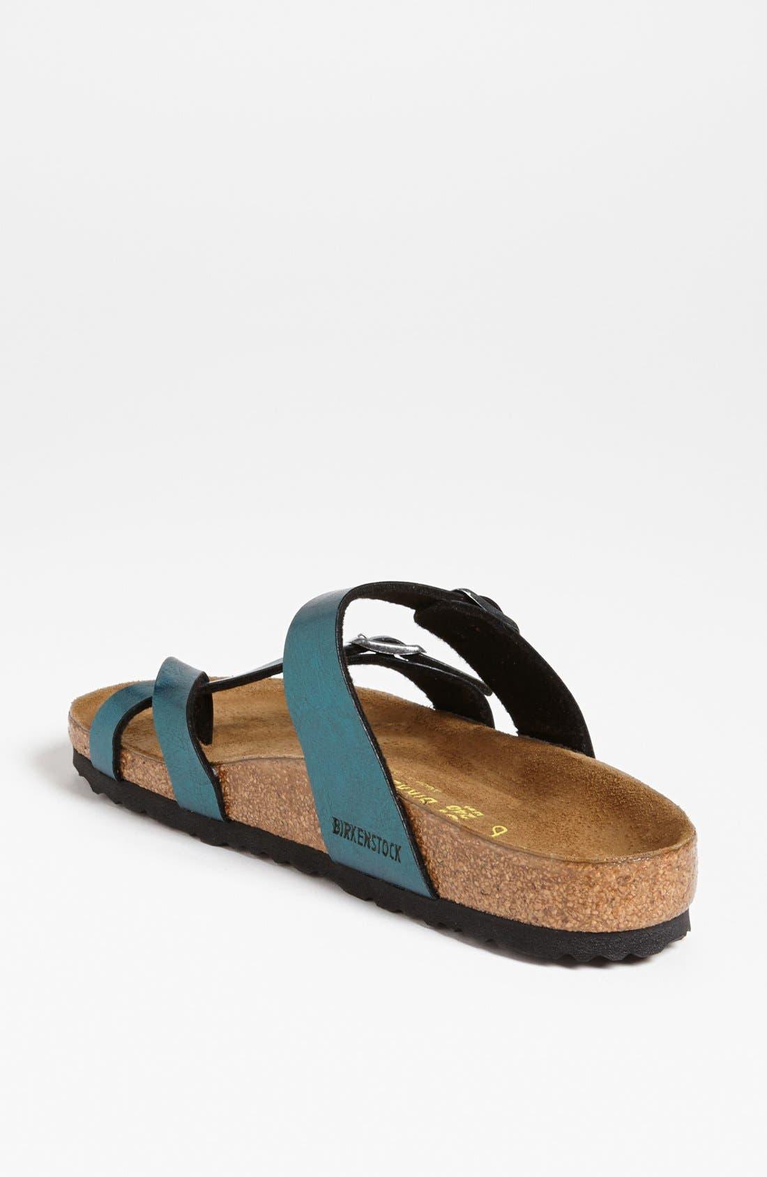 'Mayari' Birko-Flor<sup>™</sup> Sandal,                             Alternate thumbnail 55, color,