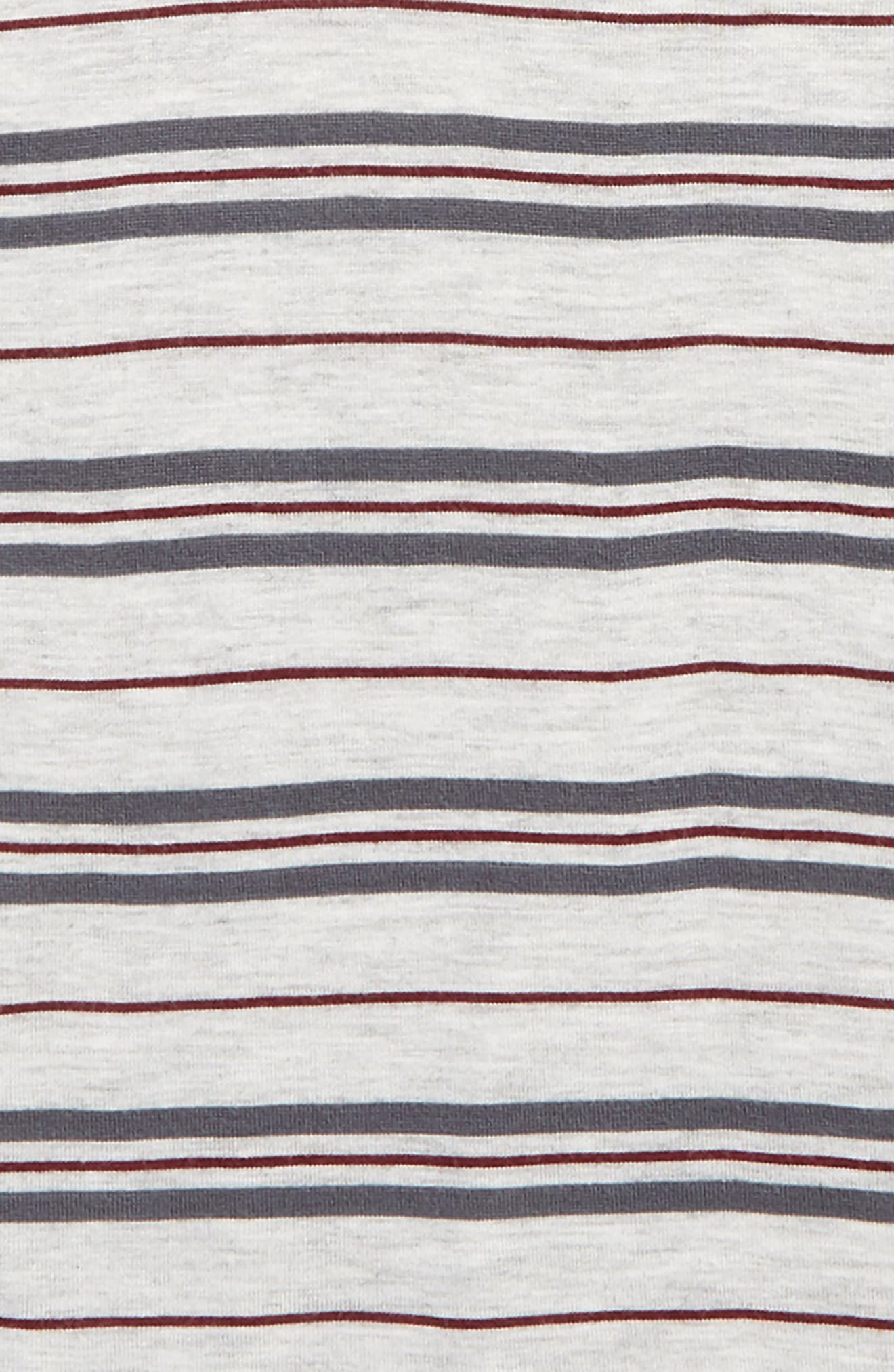 Multi Stripe Tee,                             Alternate thumbnail 2, color,                             050