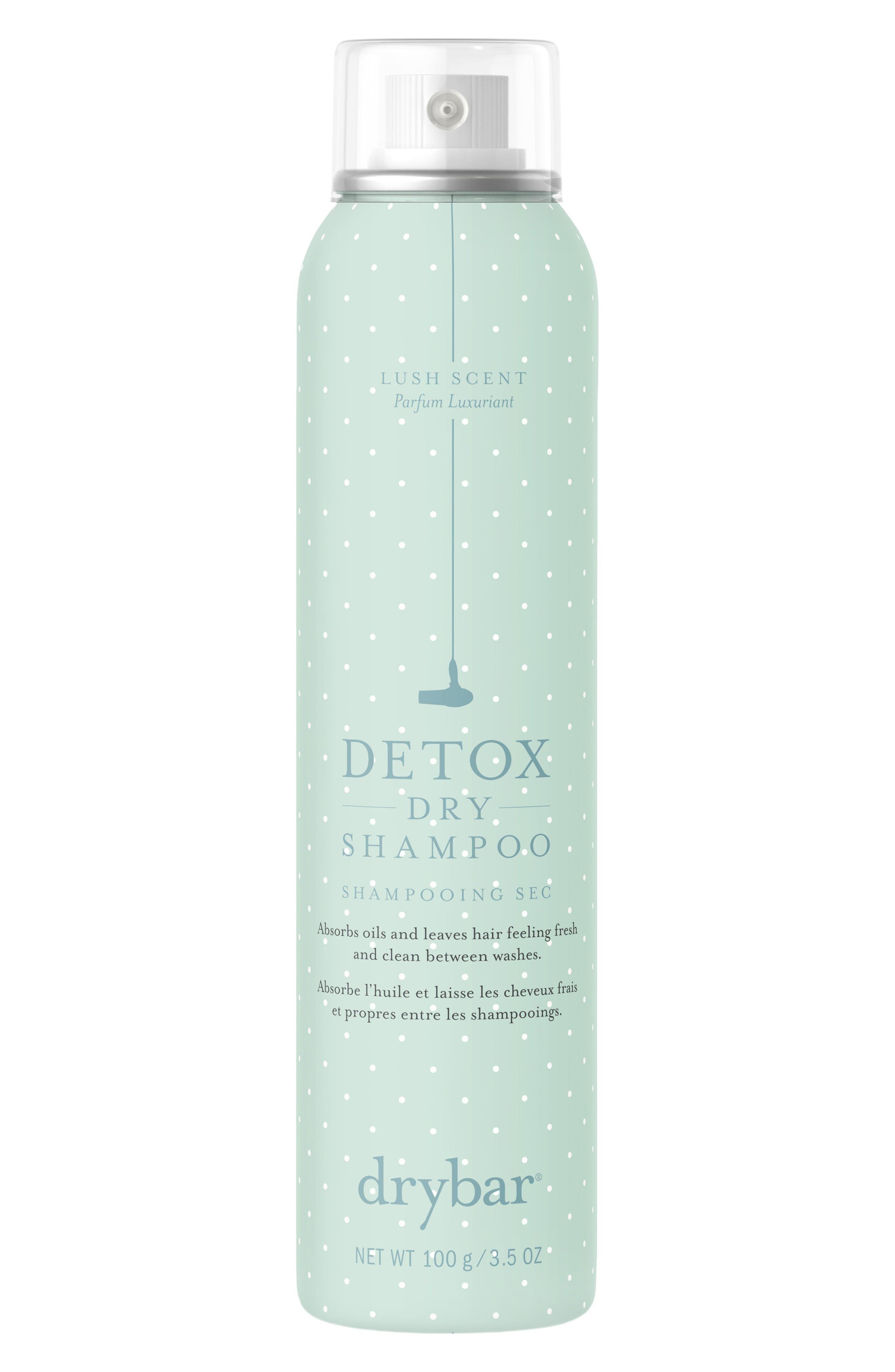 Detox Scented Dry Shampoo,                         Main,                         color, NO COLOR