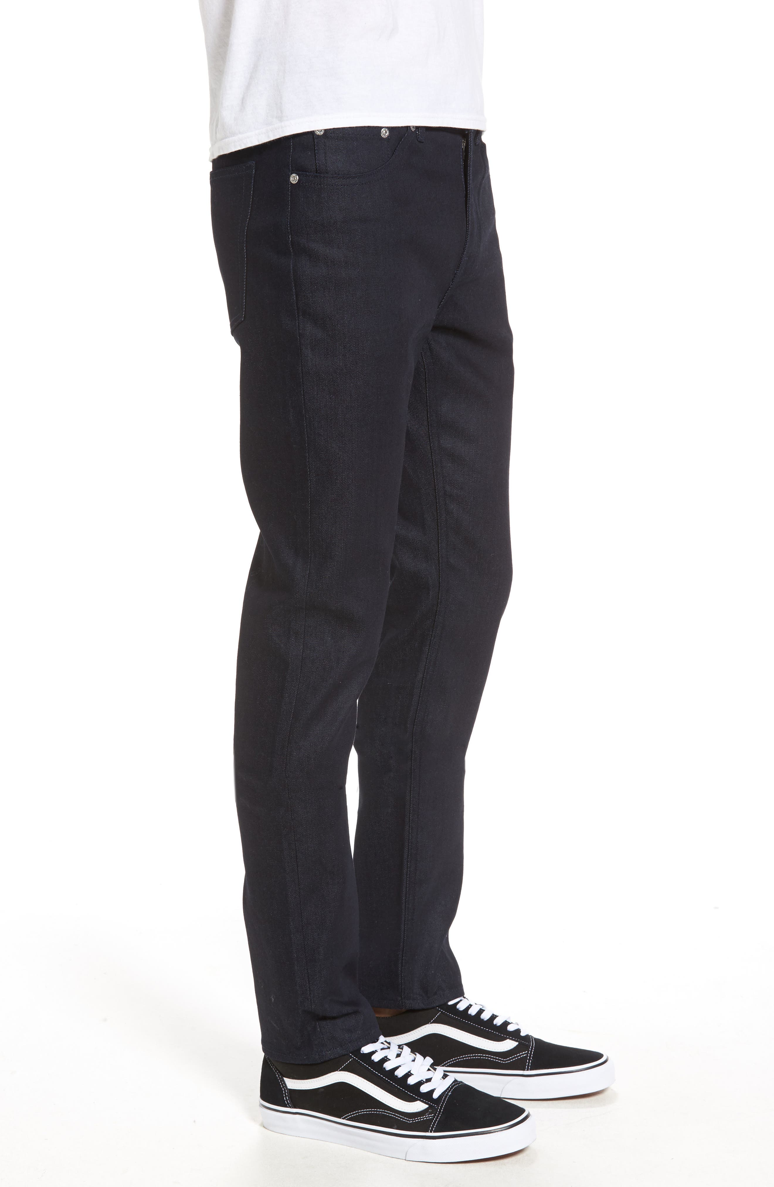 Sonic Skinny Fit Jeans,                             Alternate thumbnail 3, color,                             402