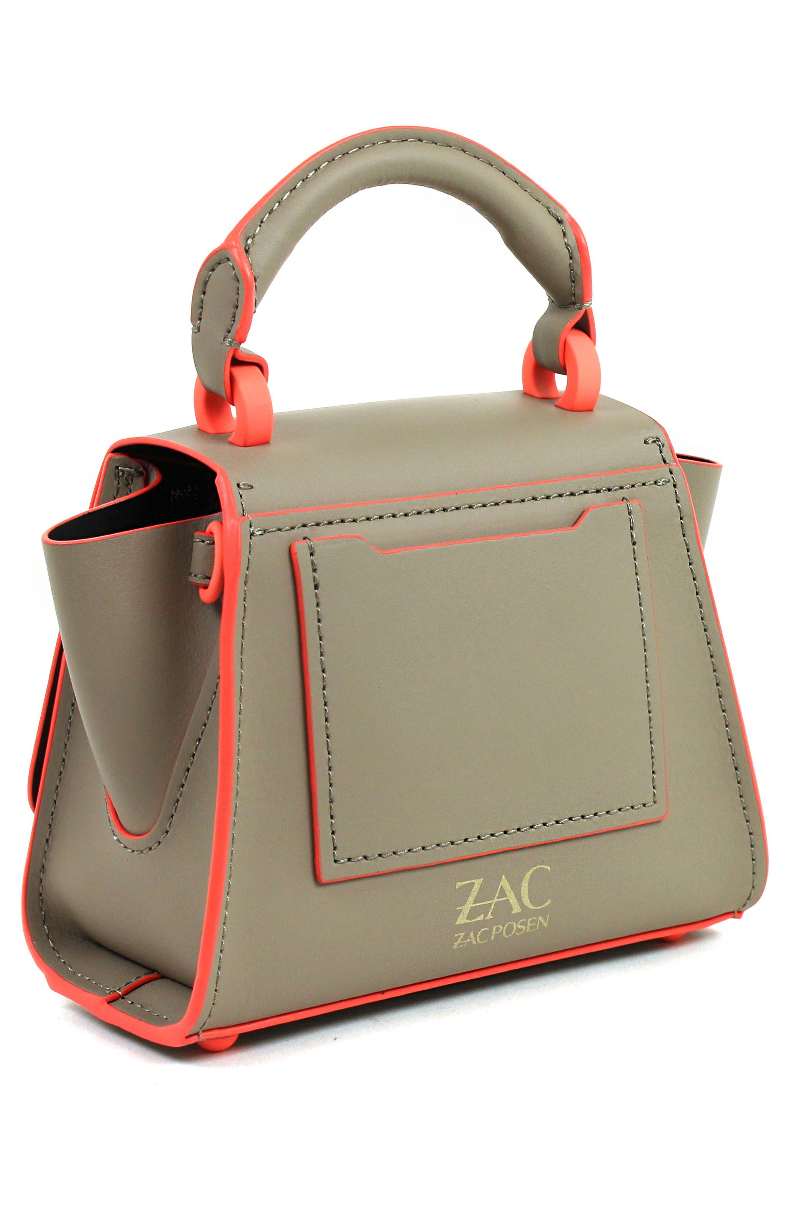 Eartha Iconic Leather Soft Handle Mini Bag,                             Alternate thumbnail 2, color,                             020