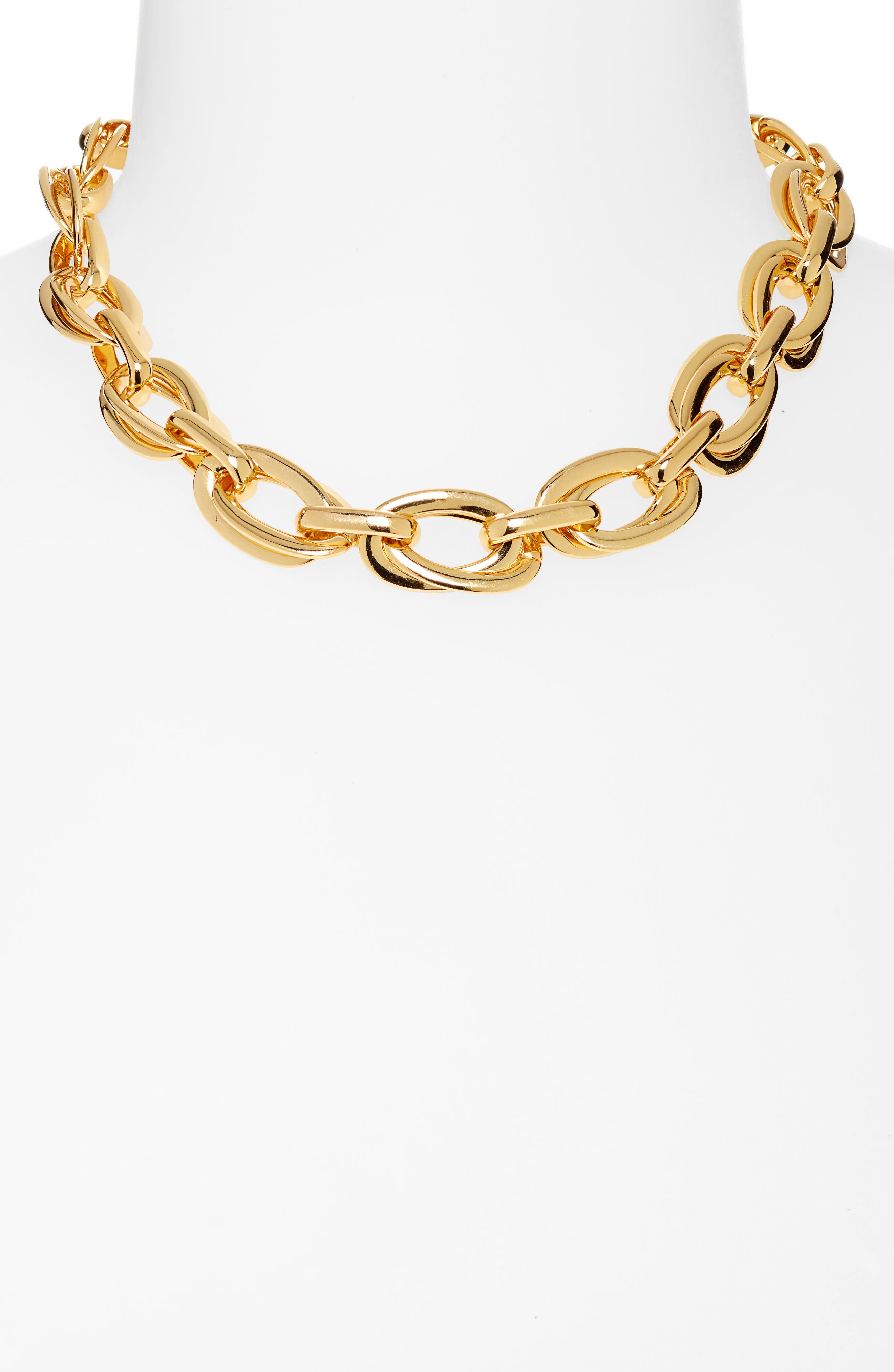 JULES SMITH,                             Chain Necklace,                             Alternate thumbnail 2, color,                             710
