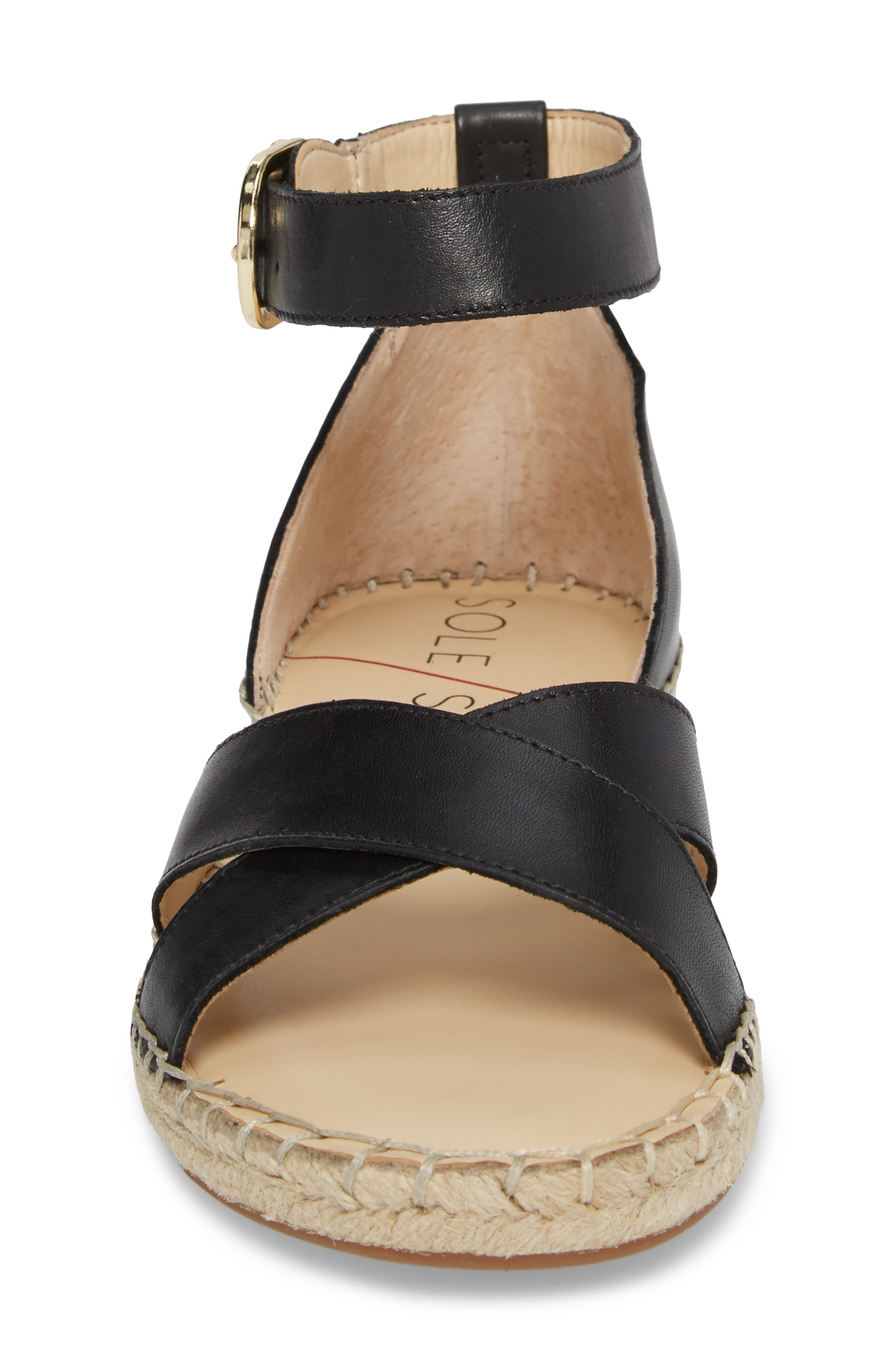 Saundra Espadrille Sandal,                             Alternate thumbnail 13, color,