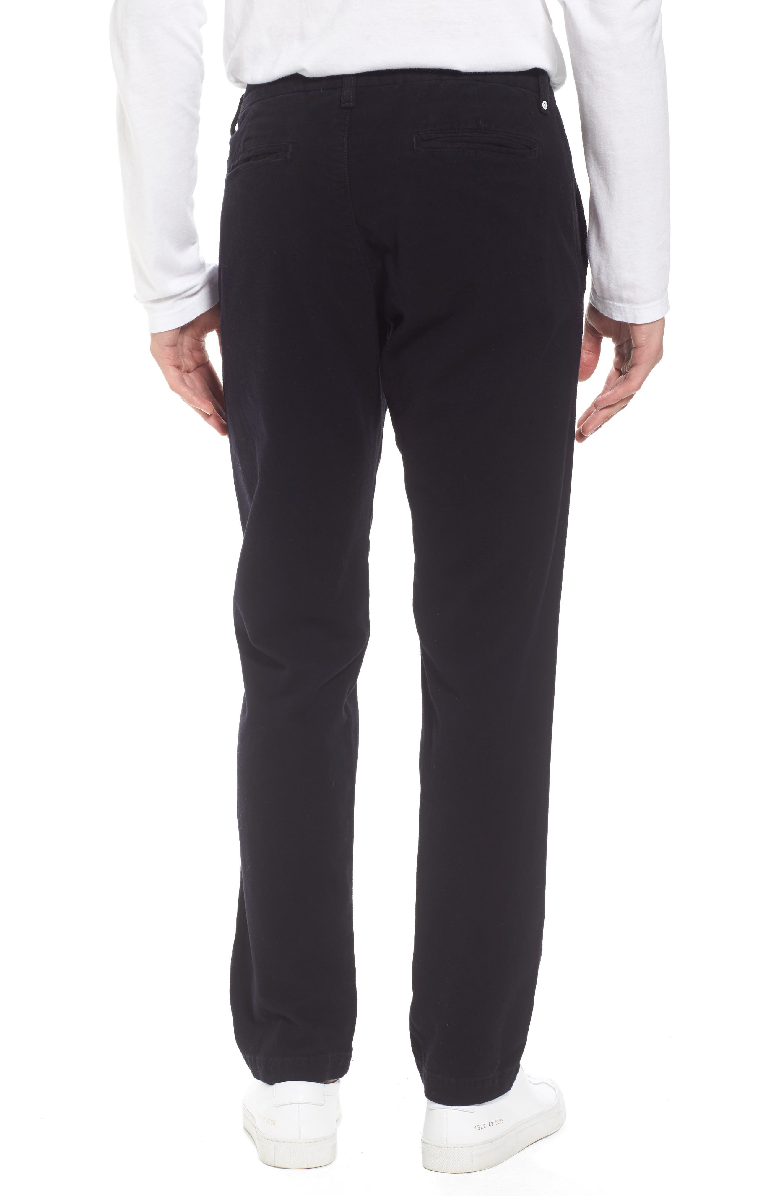 Slim Fit Trousers,                             Alternate thumbnail 4, color,