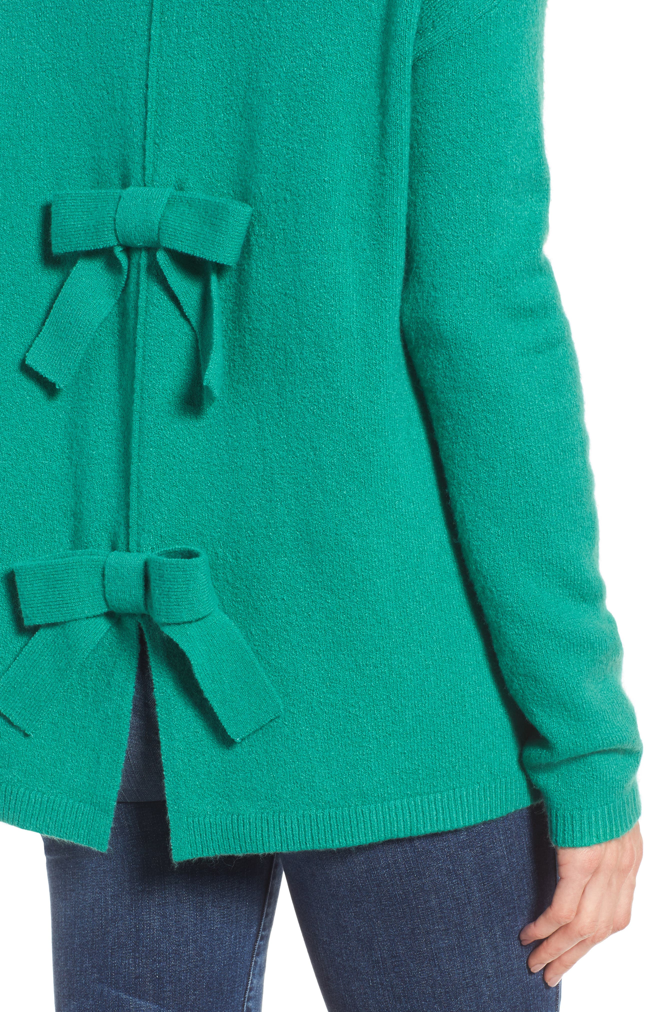 Bow Back Sweater,                             Alternate thumbnail 23, color,