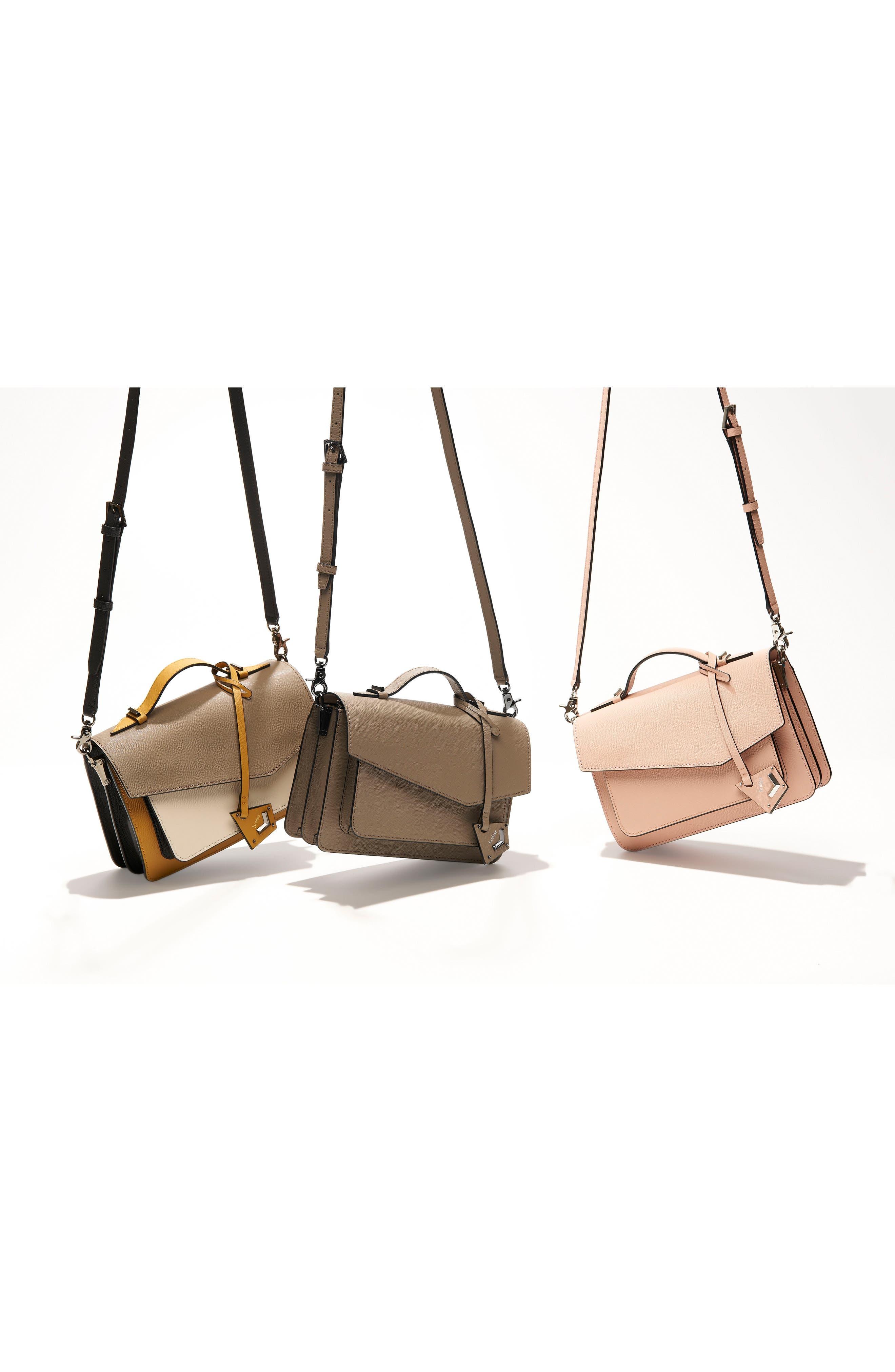 Cobble Hill Leather Crossbody Bag,                             Alternate thumbnail 143, color,