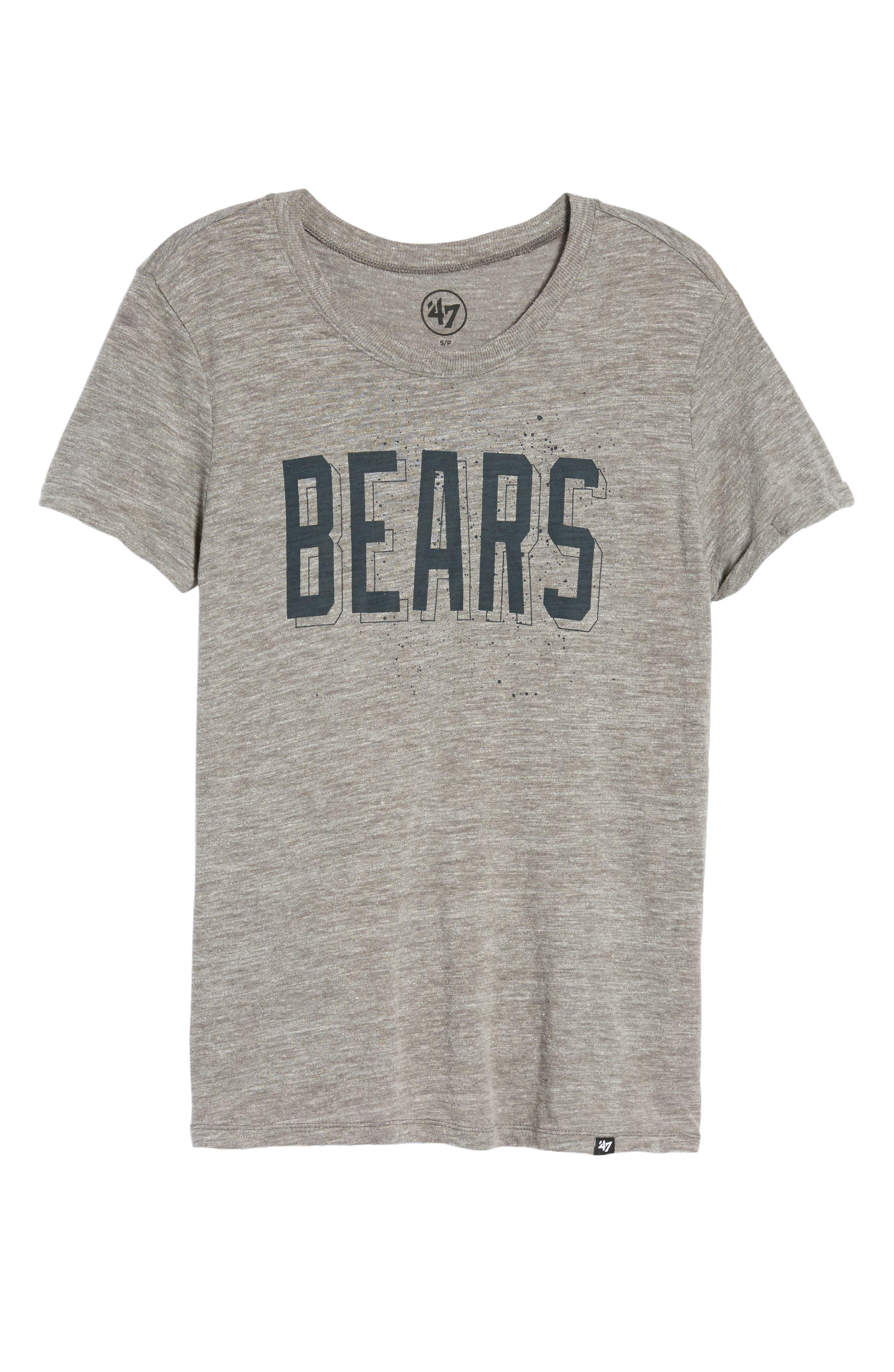 MVP Hero - Chicago Bears Tee,                             Alternate thumbnail 6, color,