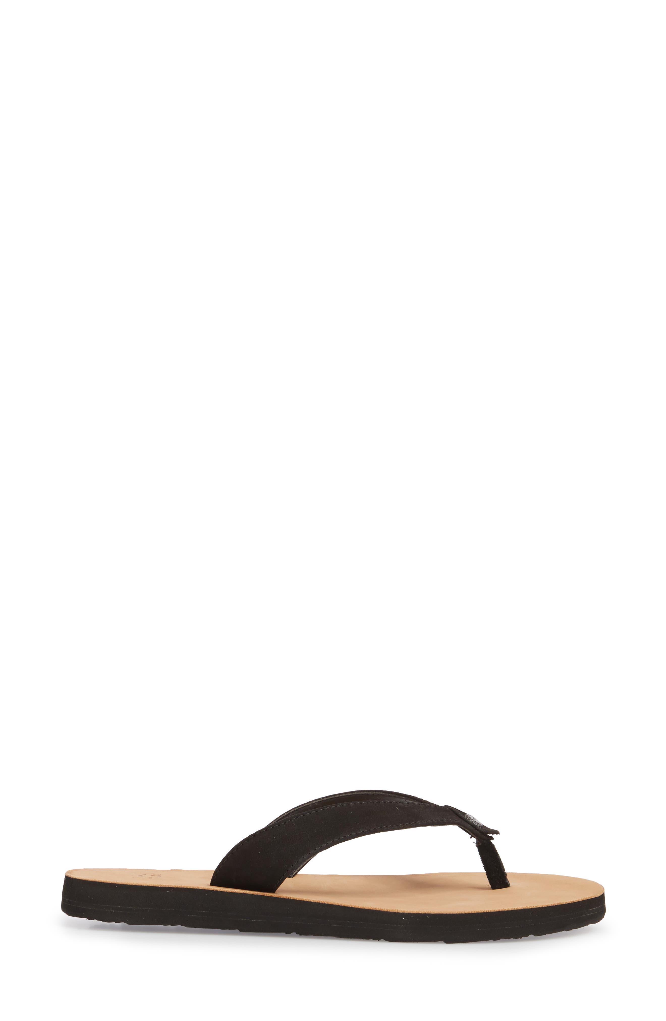 Tawney Flip Flop,                             Alternate thumbnail 3, color,                             001
