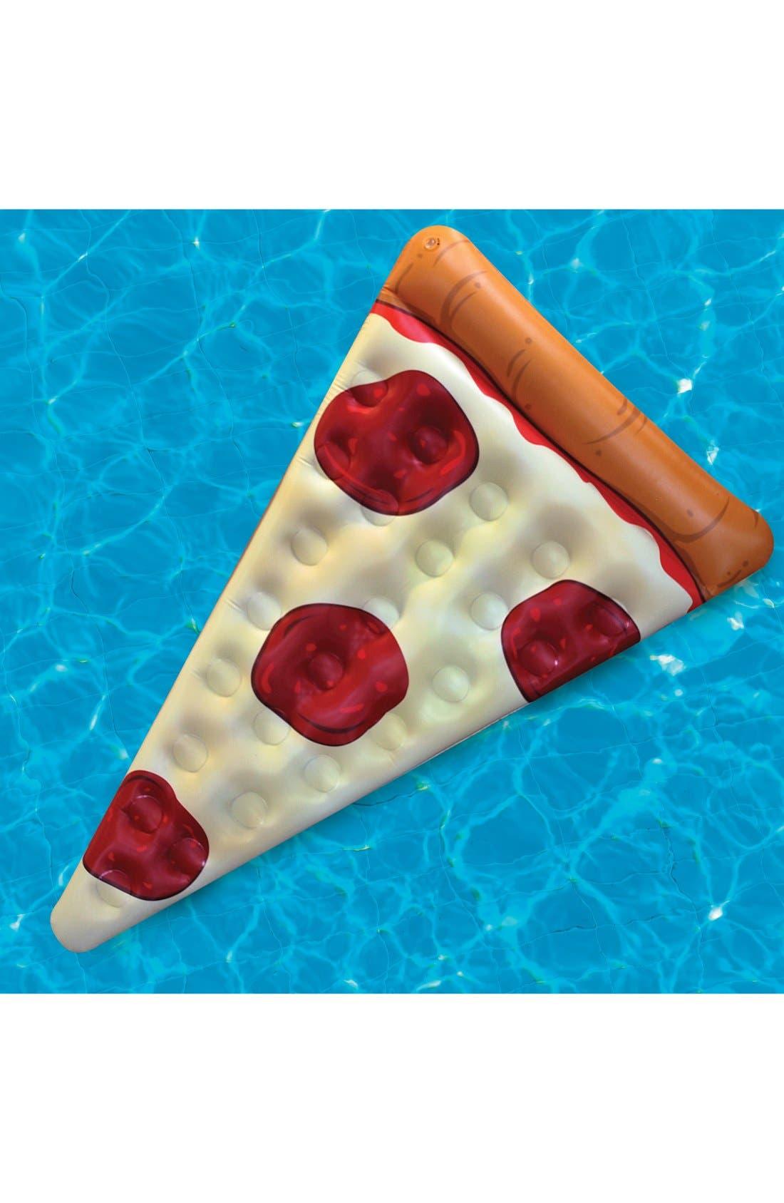 Giant Pizza Slice Pool Float,                             Alternate thumbnail 2, color,