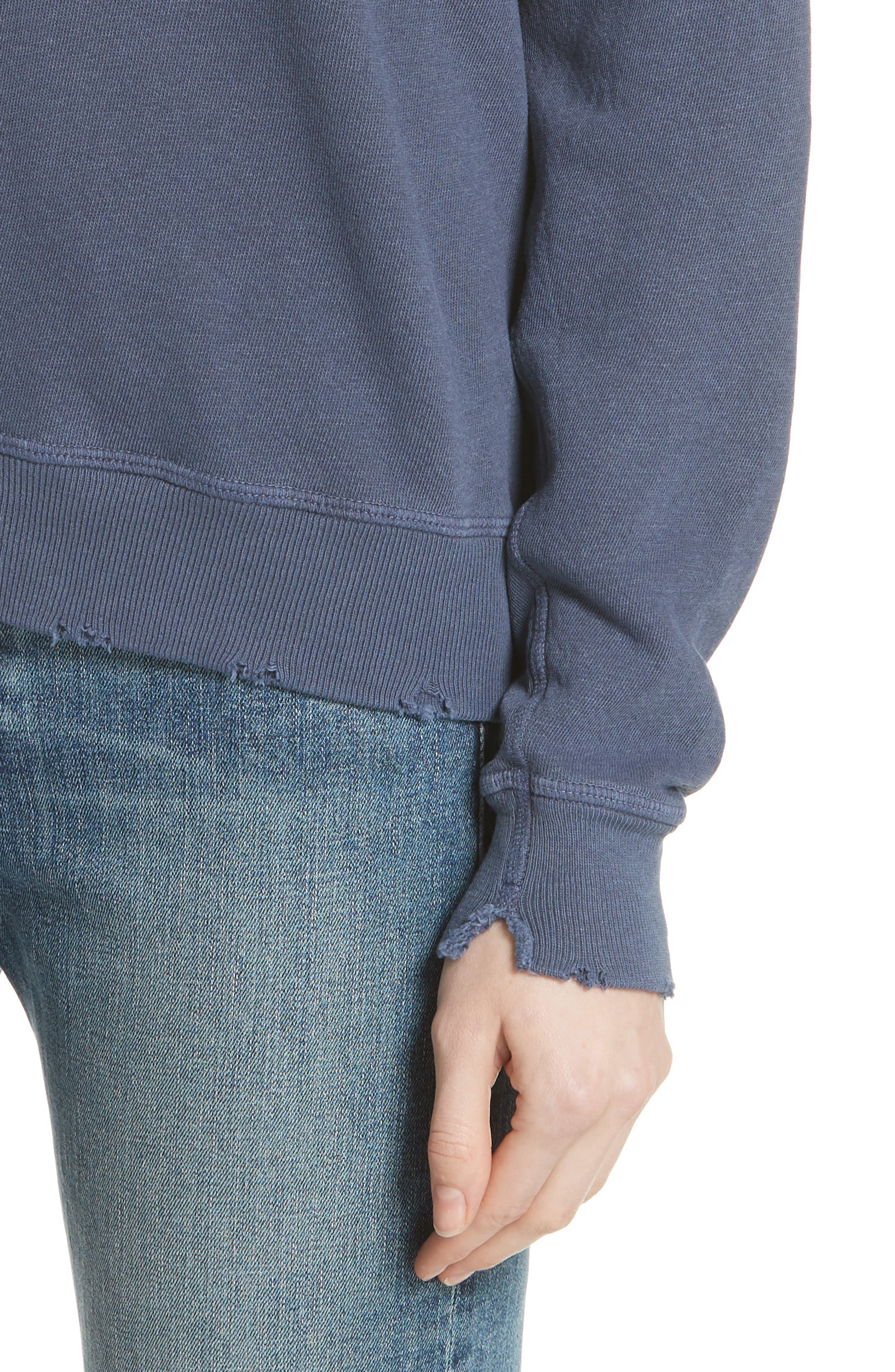 The College Sweatshirt,                             Alternate thumbnail 5, color,                             405
