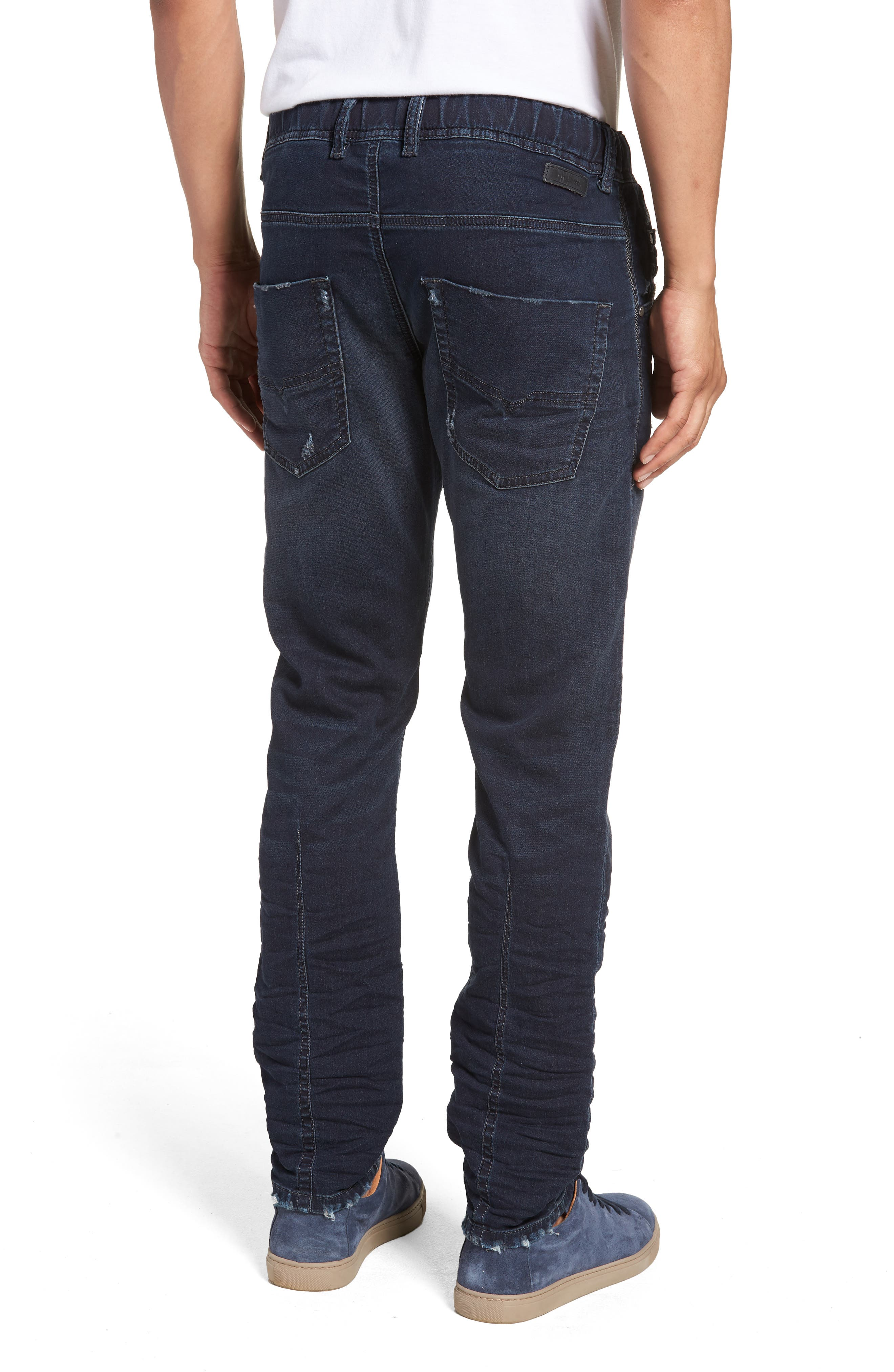 Krooley Skinny Slouchy Fit Jeans,                             Alternate thumbnail 2, color,                             0699W