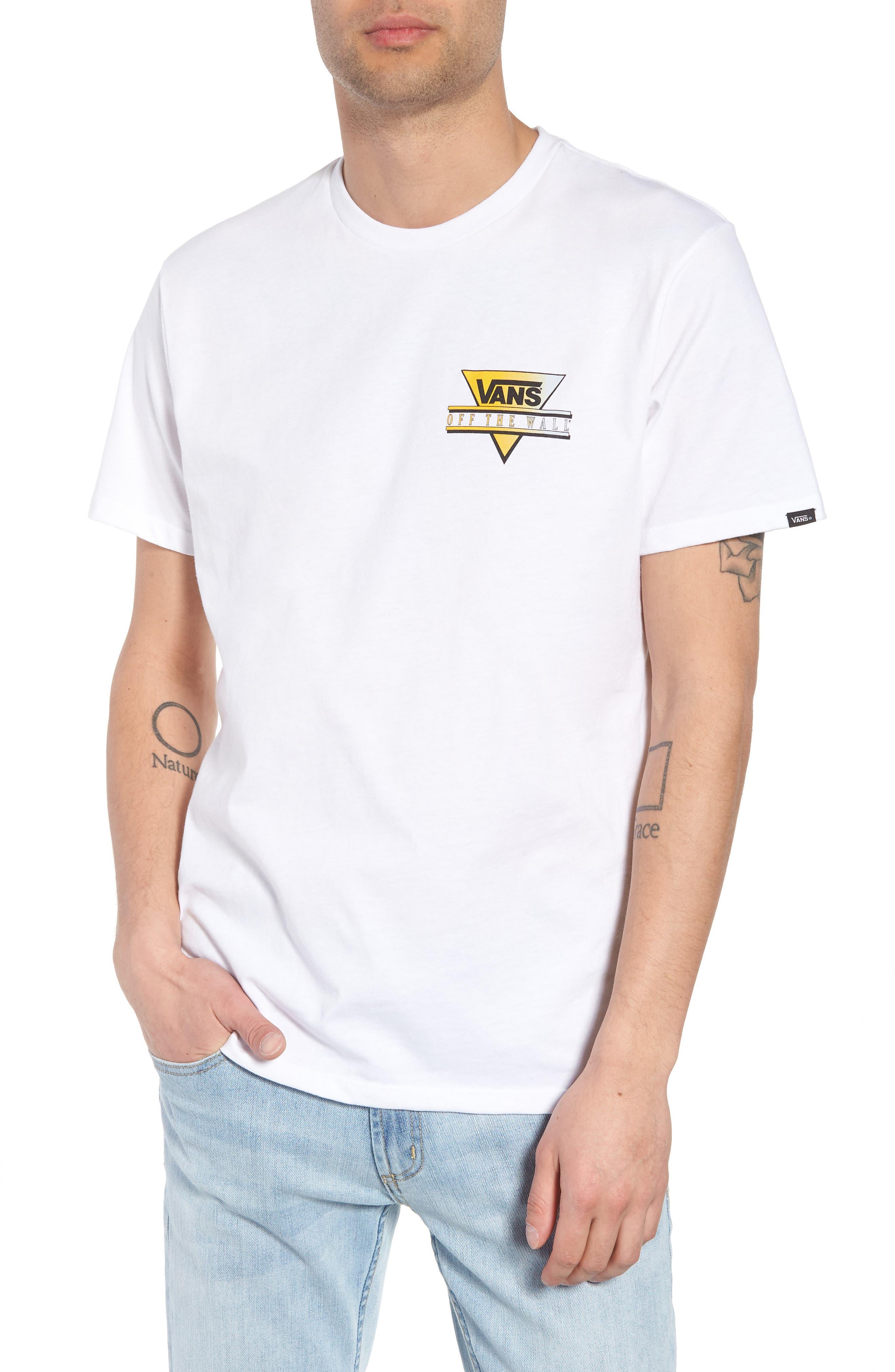 Retro Graphic T-Shirt,                         Main,                         color, 100