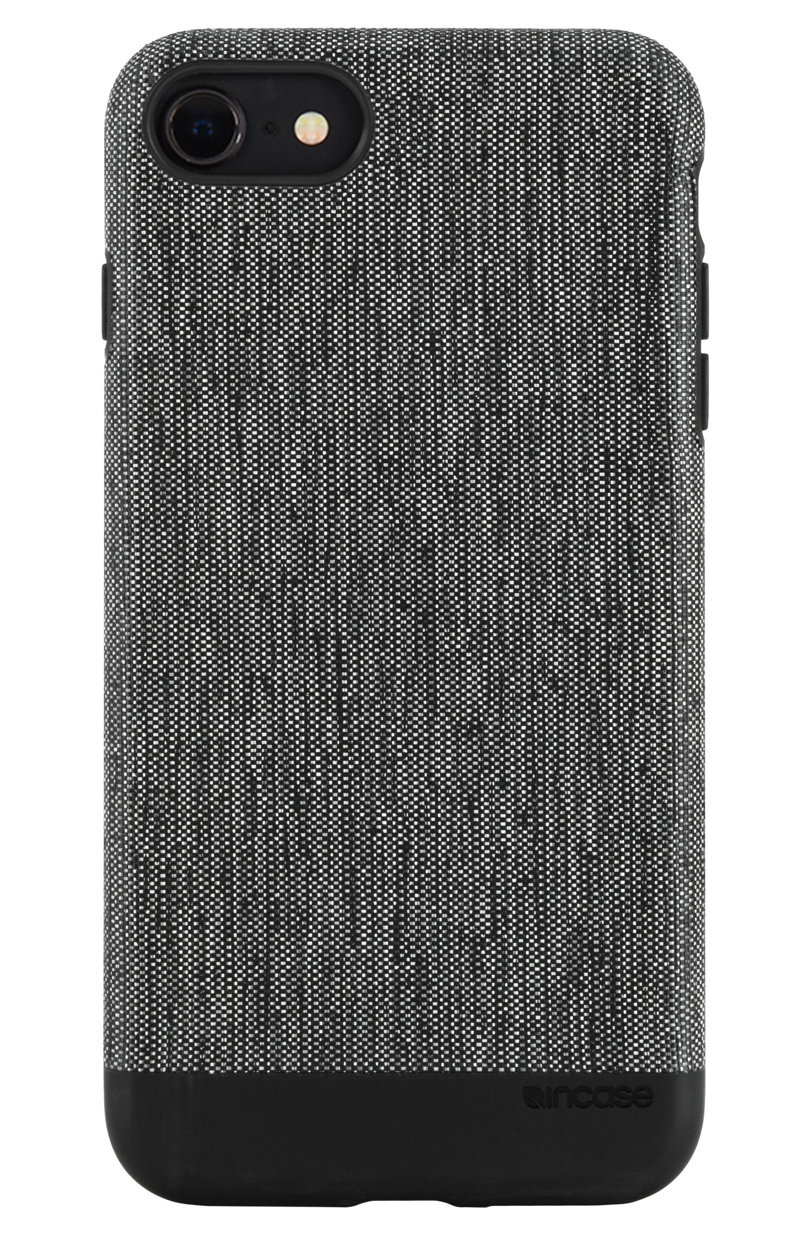Textured Snap iPhone 7/8 Case,                         Main,                         color, 001