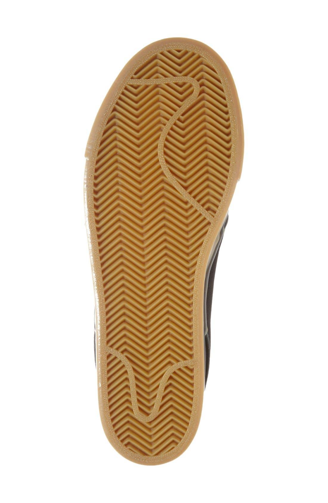 Zoom - Stefan Janoski SB Canvas Skate Shoe,                             Alternate thumbnail 144, color,