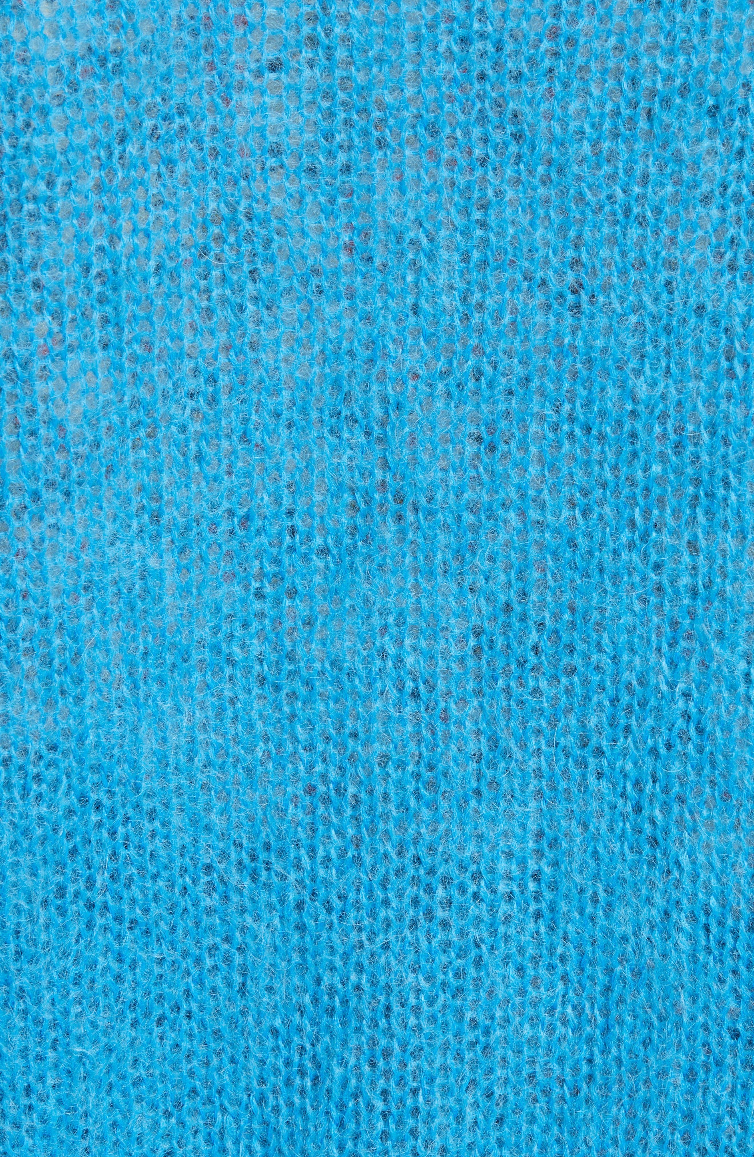 Sam Sweater,                             Alternate thumbnail 5, color,                             BLEU