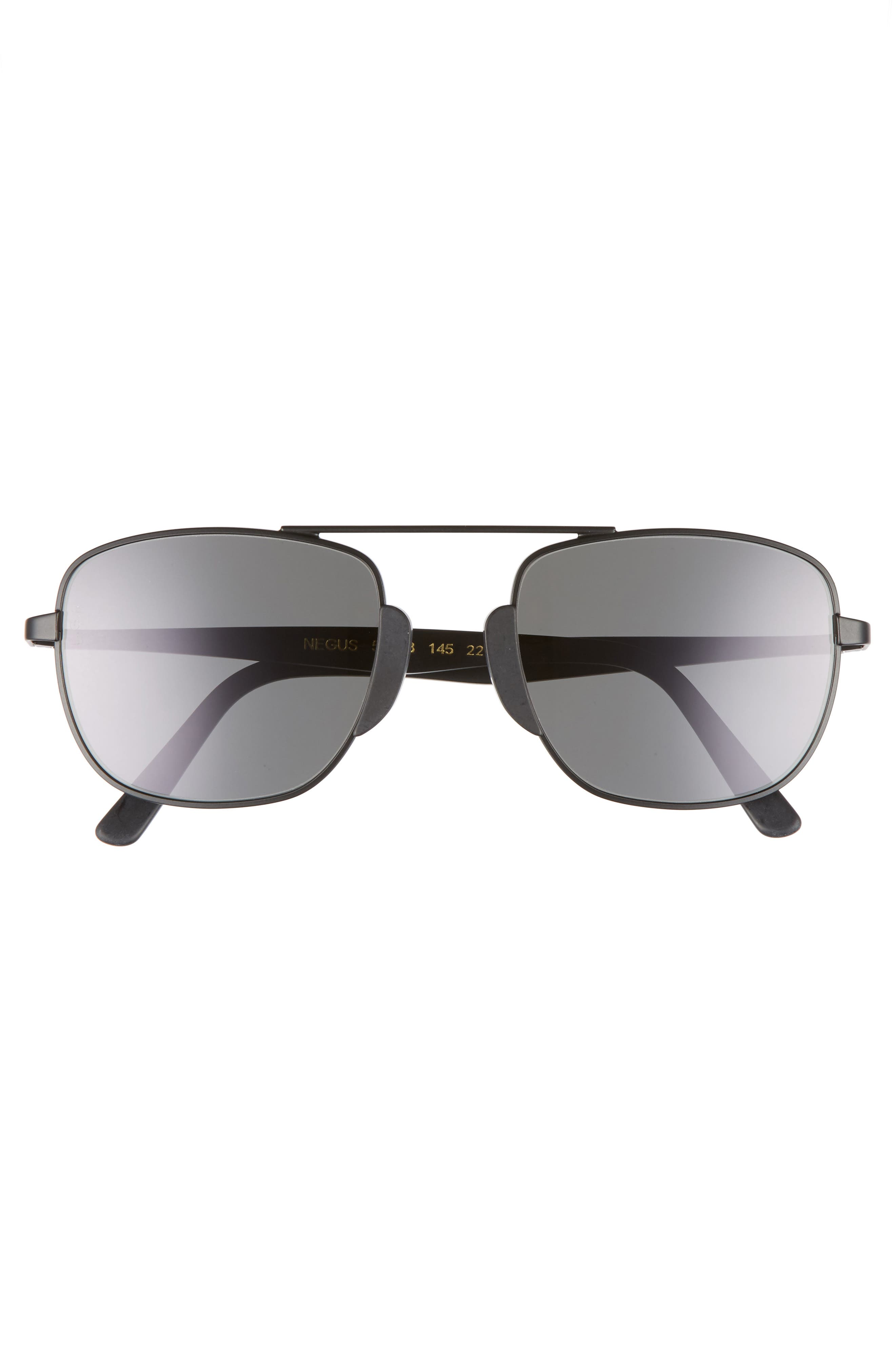 Negus 56mm Sunglasses,                             Alternate thumbnail 3, color,