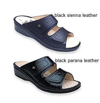 'Jamaica' Sandal,                             Alternate thumbnail 2, color,                             BLACK NAPPA