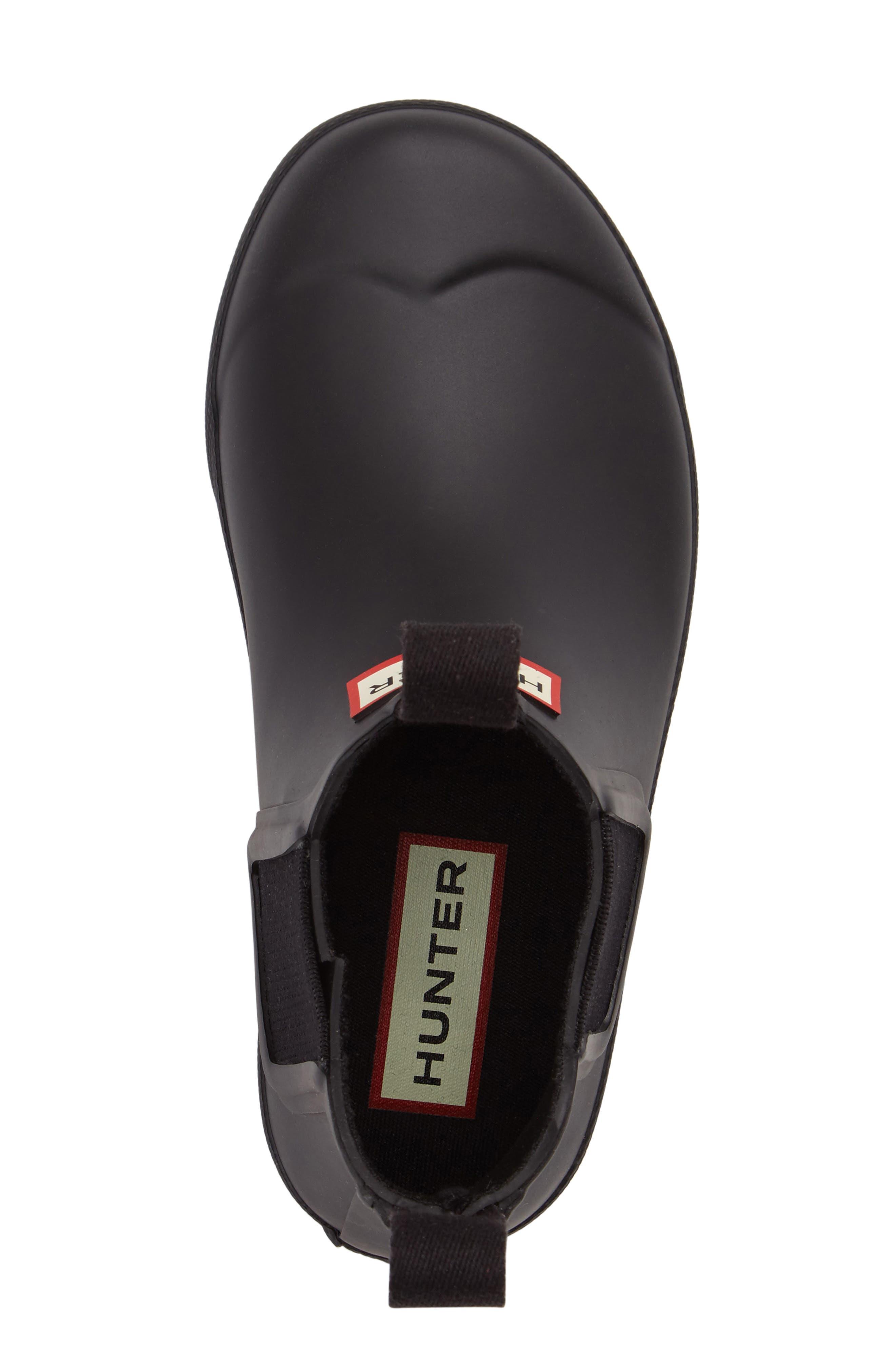 Original Waterproof Chelsea Boot,                             Alternate thumbnail 5, color,                             001