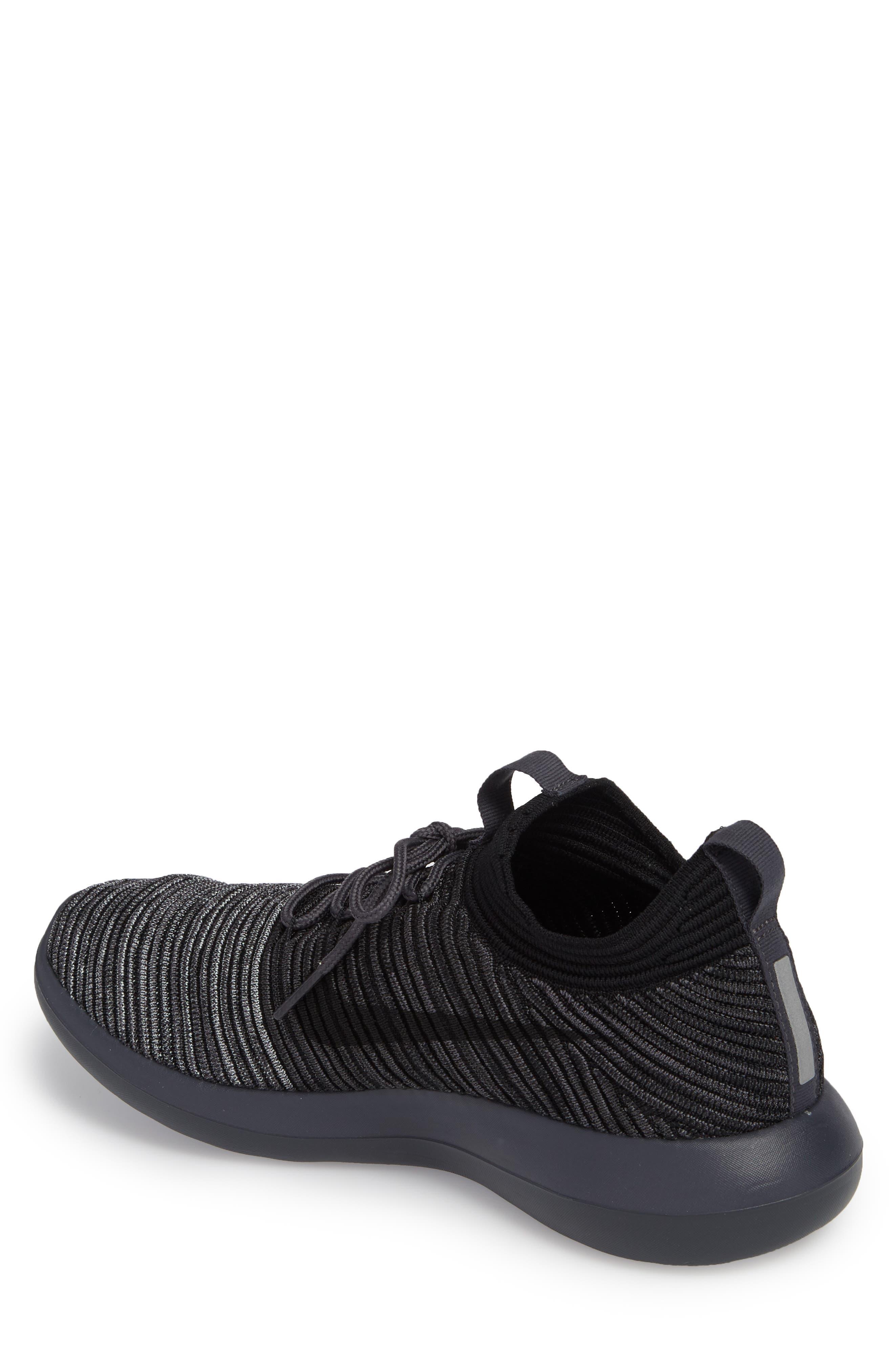 Roshe Two Flyknit V2 Sneaker,                             Alternate thumbnail 2, color,                             004