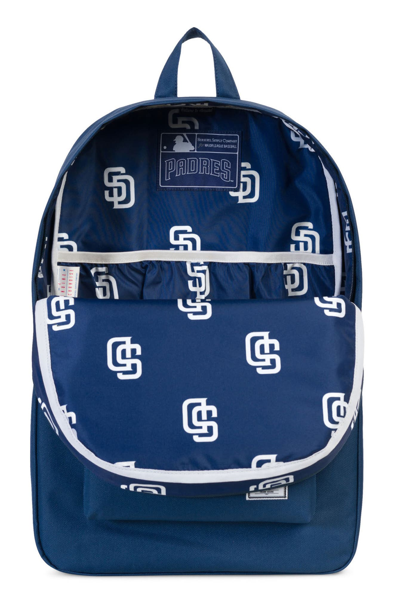 Heritage - MLB National League Backpack,                             Alternate thumbnail 24, color,