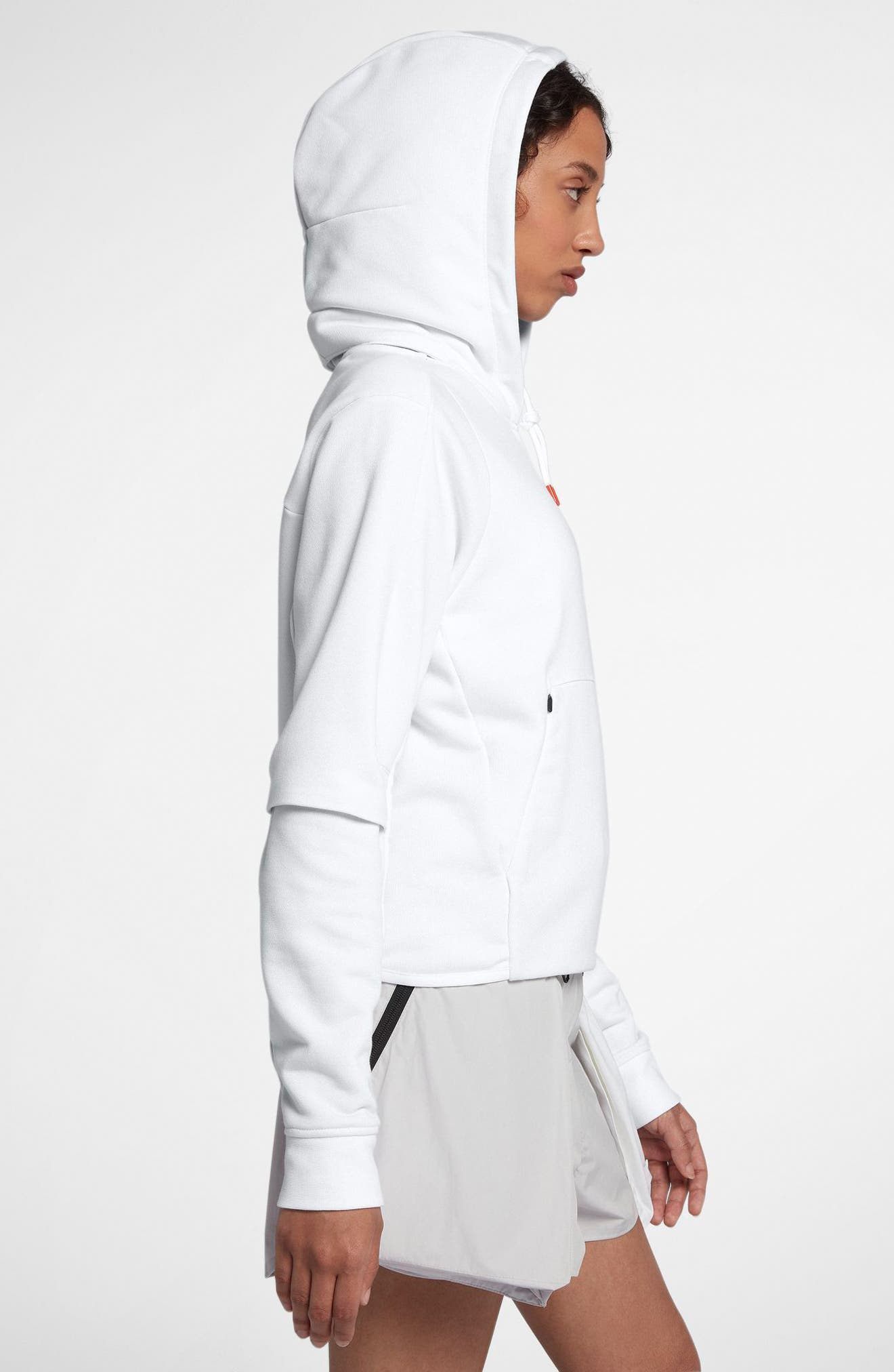 NikeLab ACG Women's Pullover Hoodie,                             Alternate thumbnail 17, color,