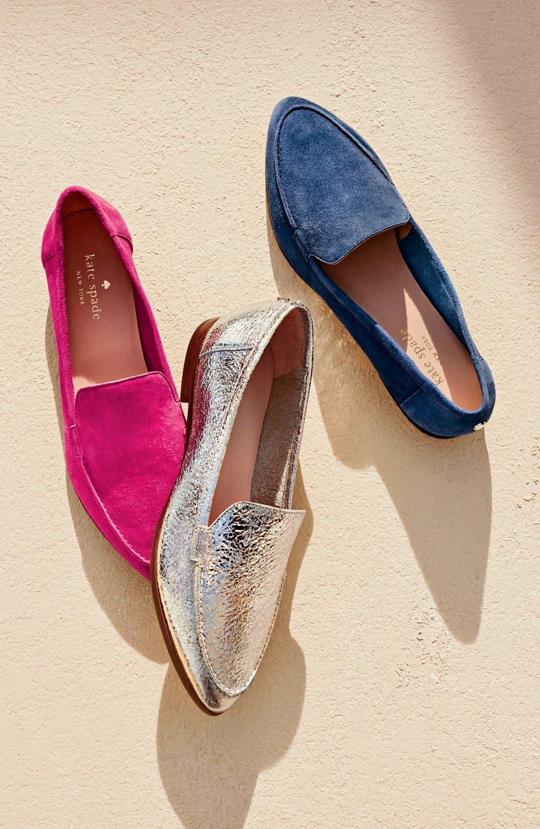 'carima' loafer flat,                             Main thumbnail 1, color,