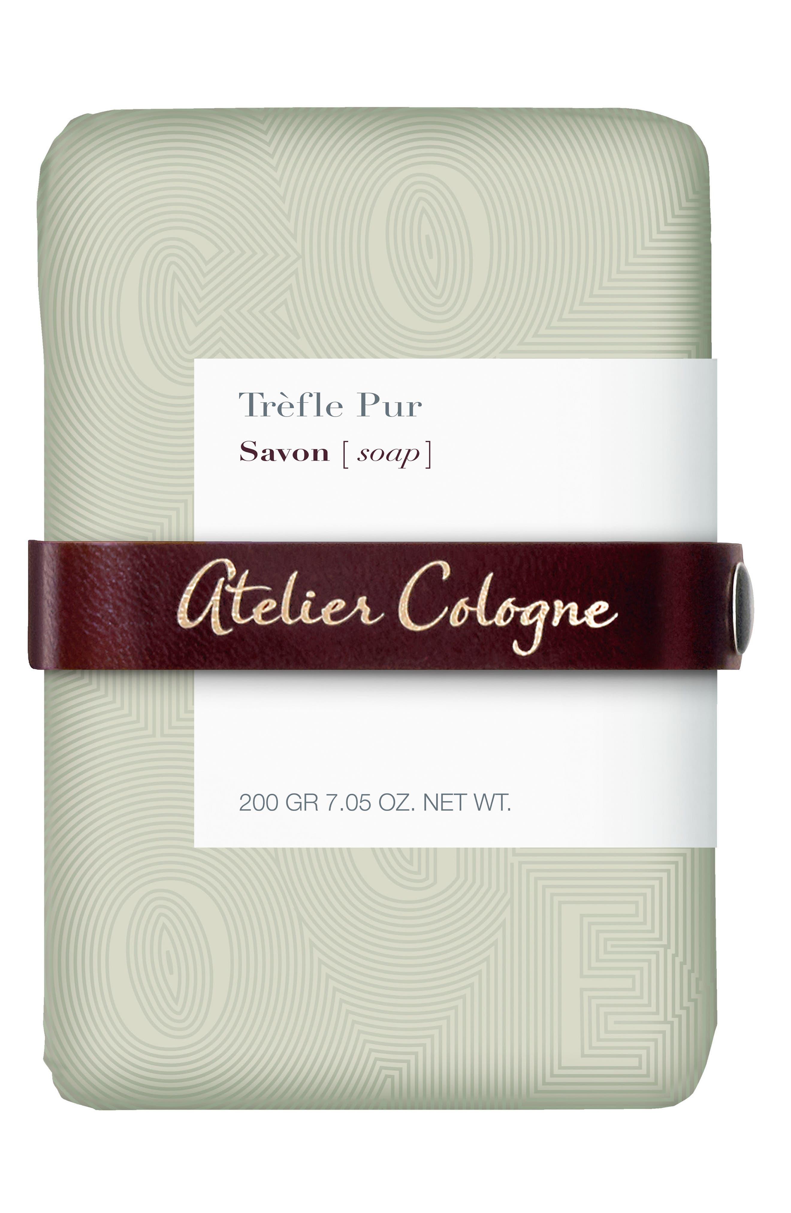 Trèfle Pur Soap,                         Main,                         color, NO COLOR
