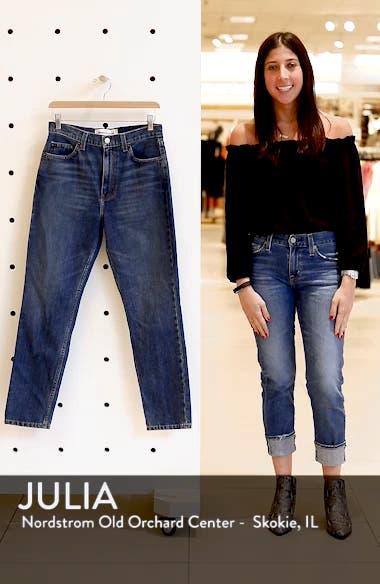 PARKER Novak Slit Hem Trouser Jeans, sales video thumbnail