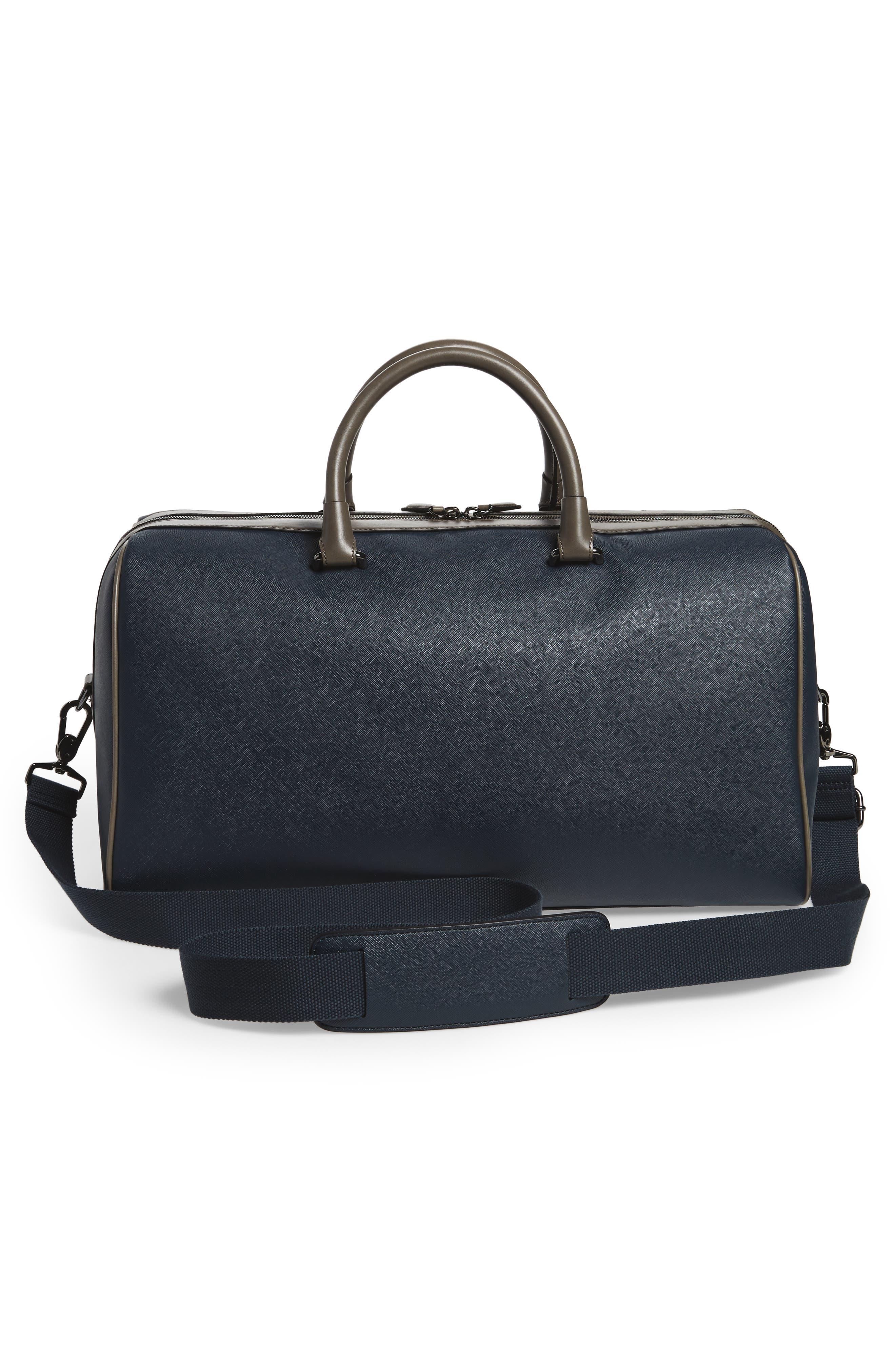 Haybail Crossgrain Holdall Duffel Bag,                             Alternate thumbnail 3, color,