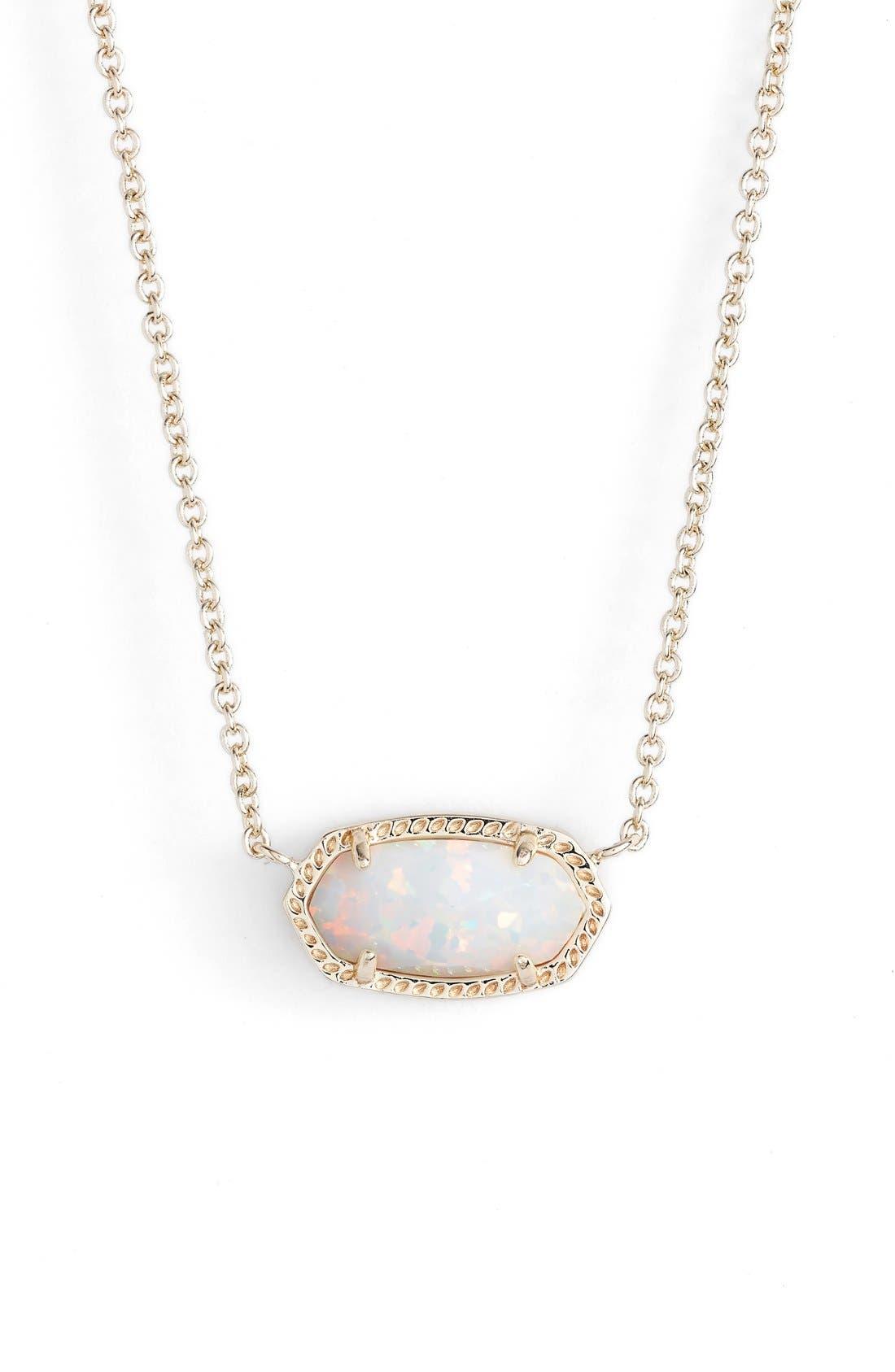 'Elisa' Pendant Necklace,                             Main thumbnail 41, color,