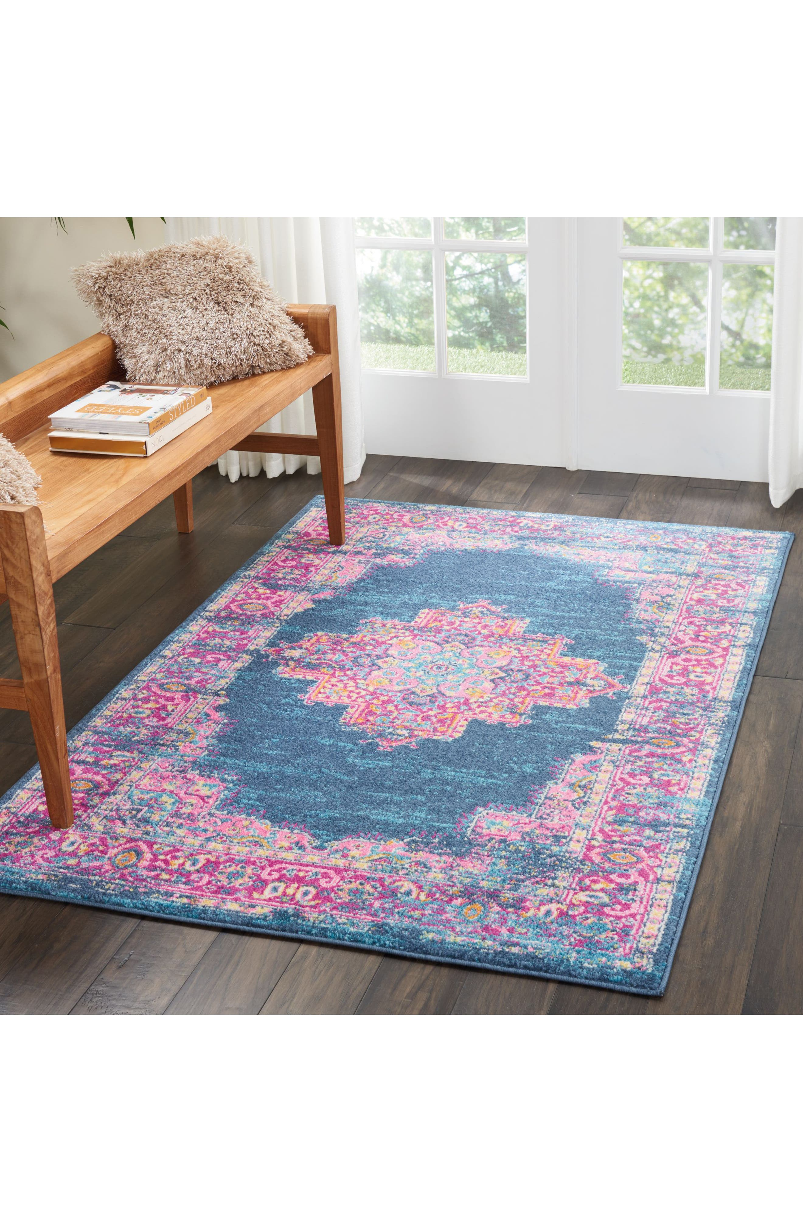 Passion Rug,                             Alternate thumbnail 10, color,