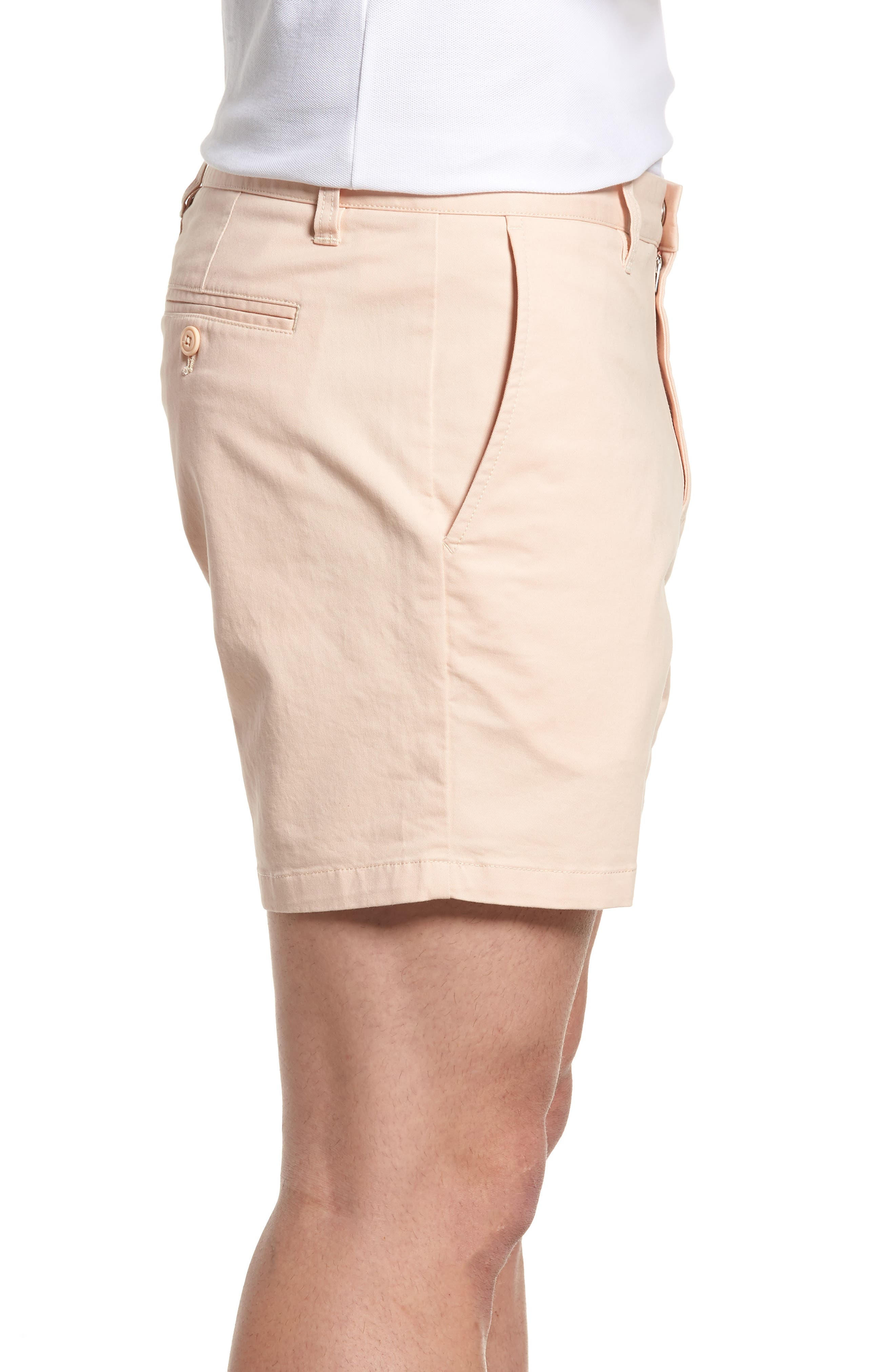 Stretch Washed Chino 5-Inch Shorts,                             Alternate thumbnail 75, color,