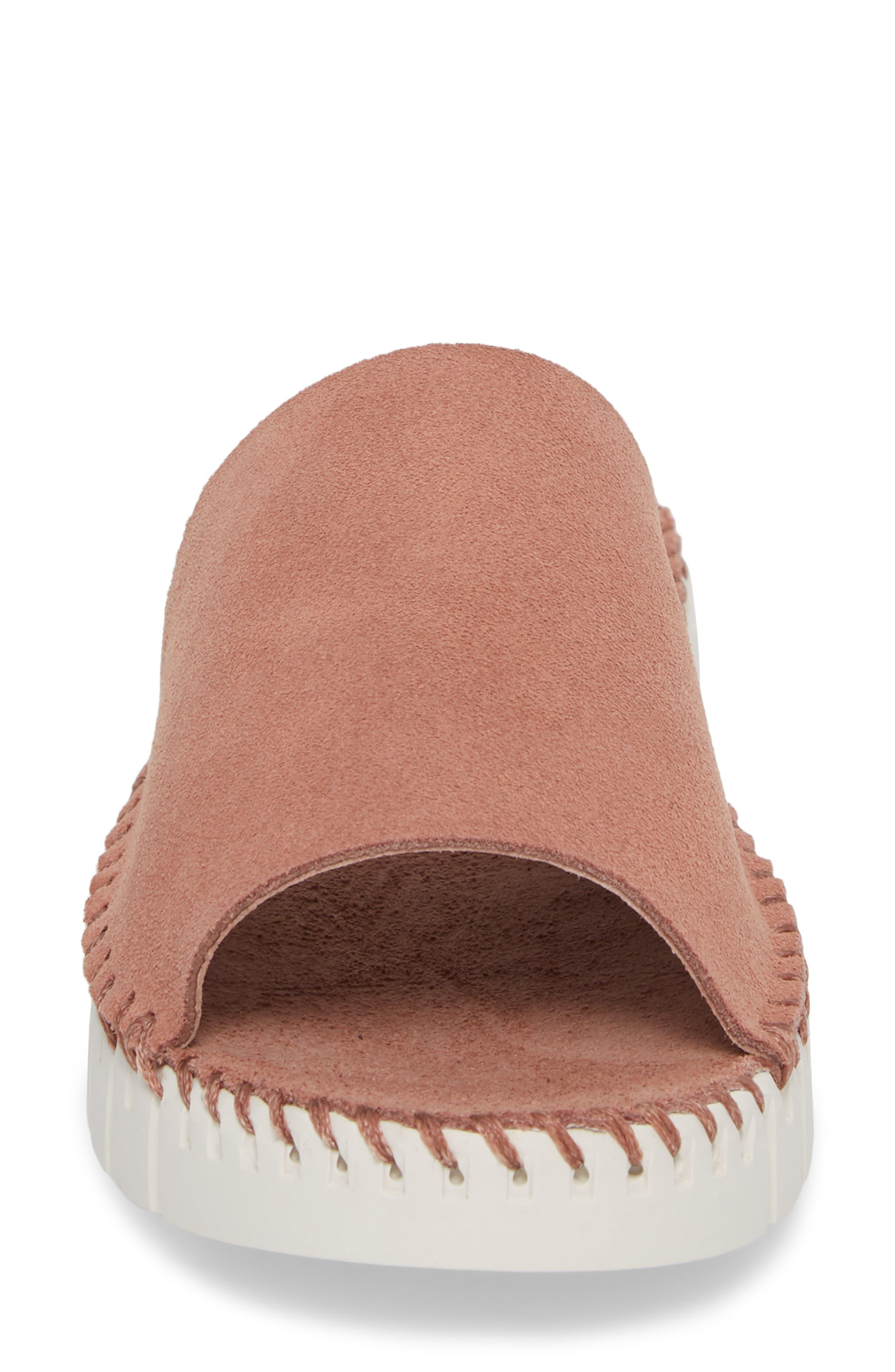 Pave Platform Slide Sandal,                             Alternate thumbnail 12, color,