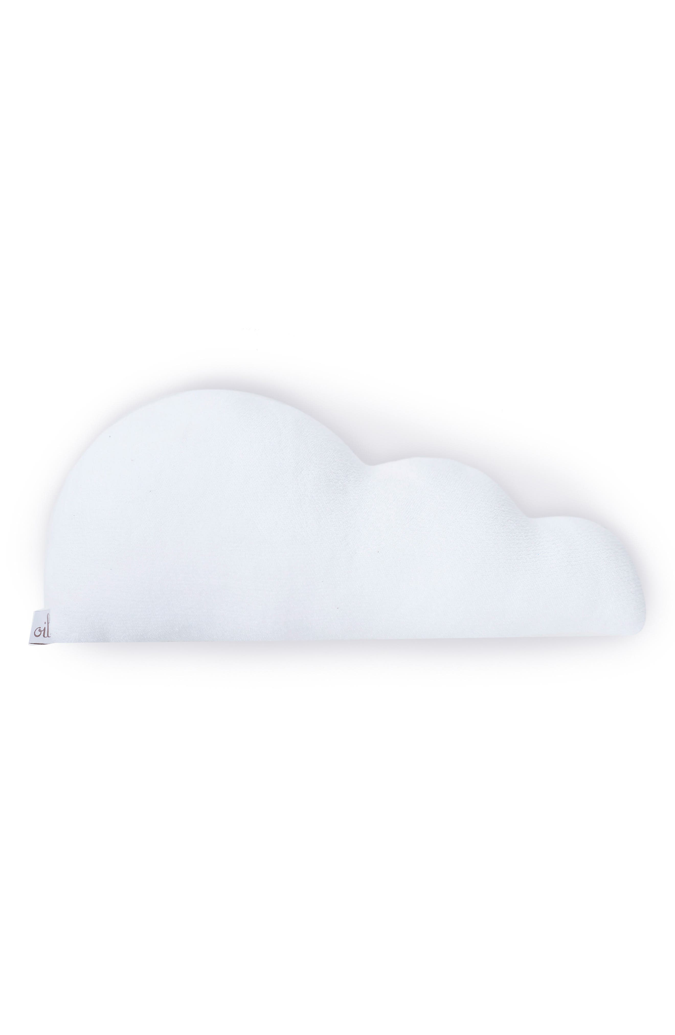 OILO,                             Indigo Moon & White Cloud Pillow Set,                             Alternate thumbnail 2, color,                             400