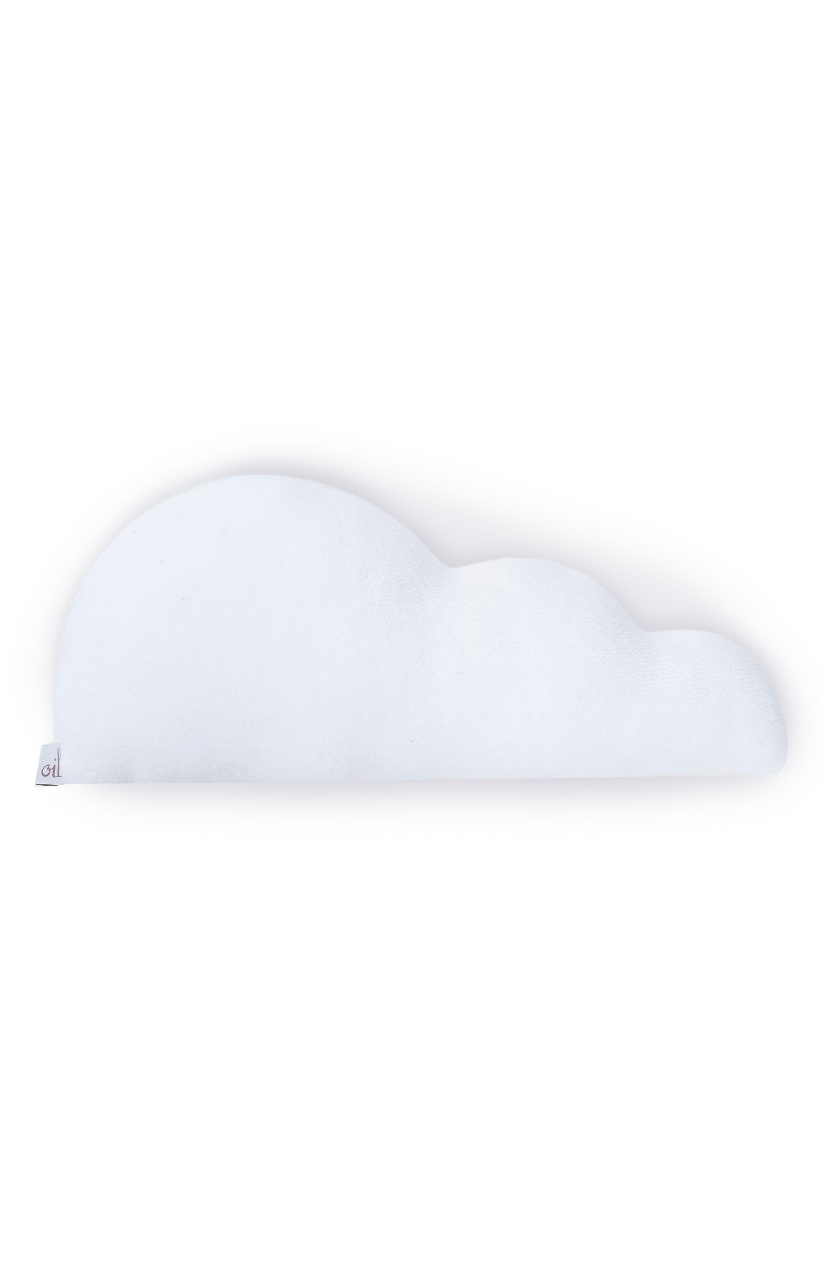 Indigo Moon & White Cloud Pillow Set,                             Alternate thumbnail 2, color,                             ELEFANT