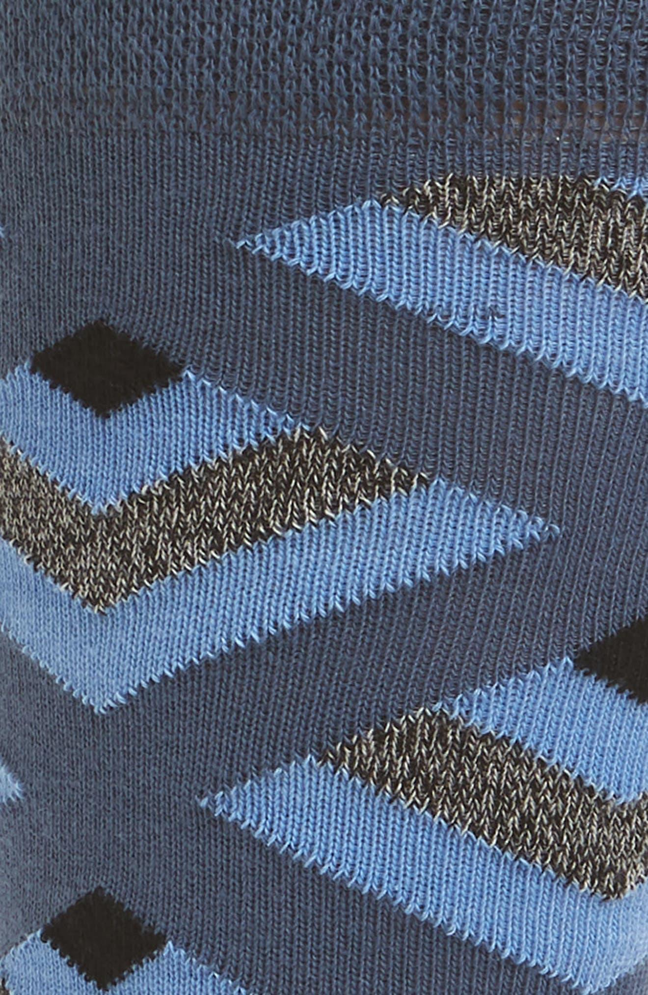 Ram Geometric Socks,                             Alternate thumbnail 2, color,                             421