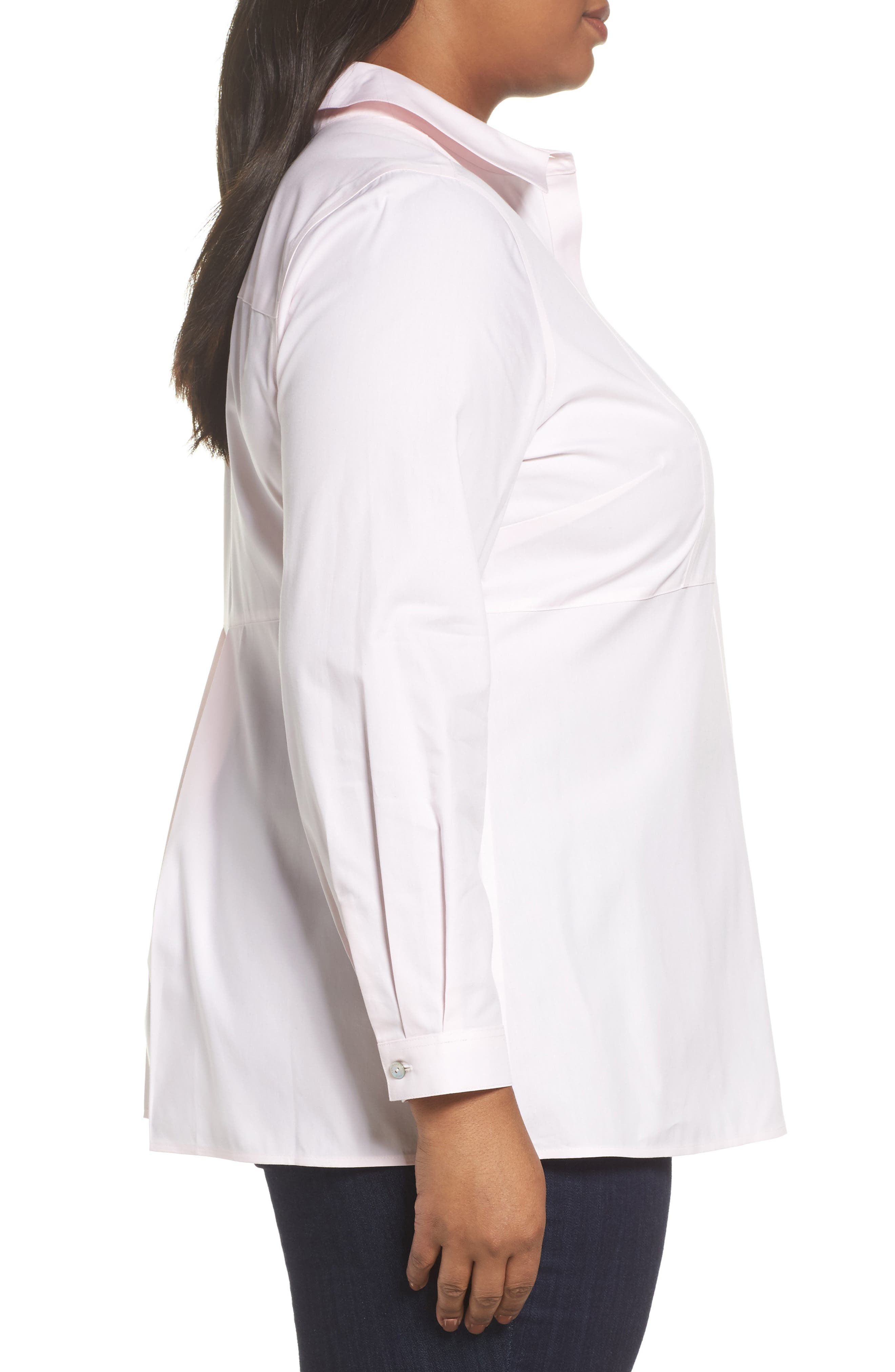 Pinpoint Oxford Cloth Shirt,                             Alternate thumbnail 9, color,