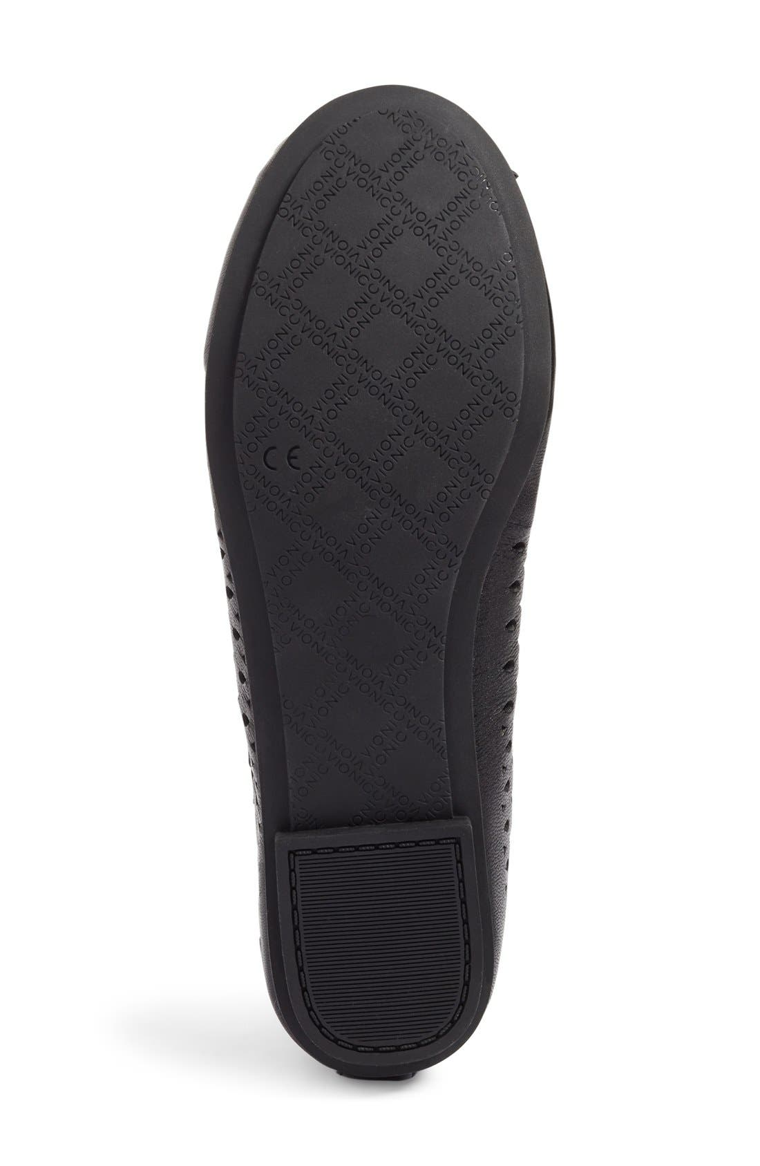 'Surin' Perforated Ballet Flat,                             Alternate thumbnail 30, color,