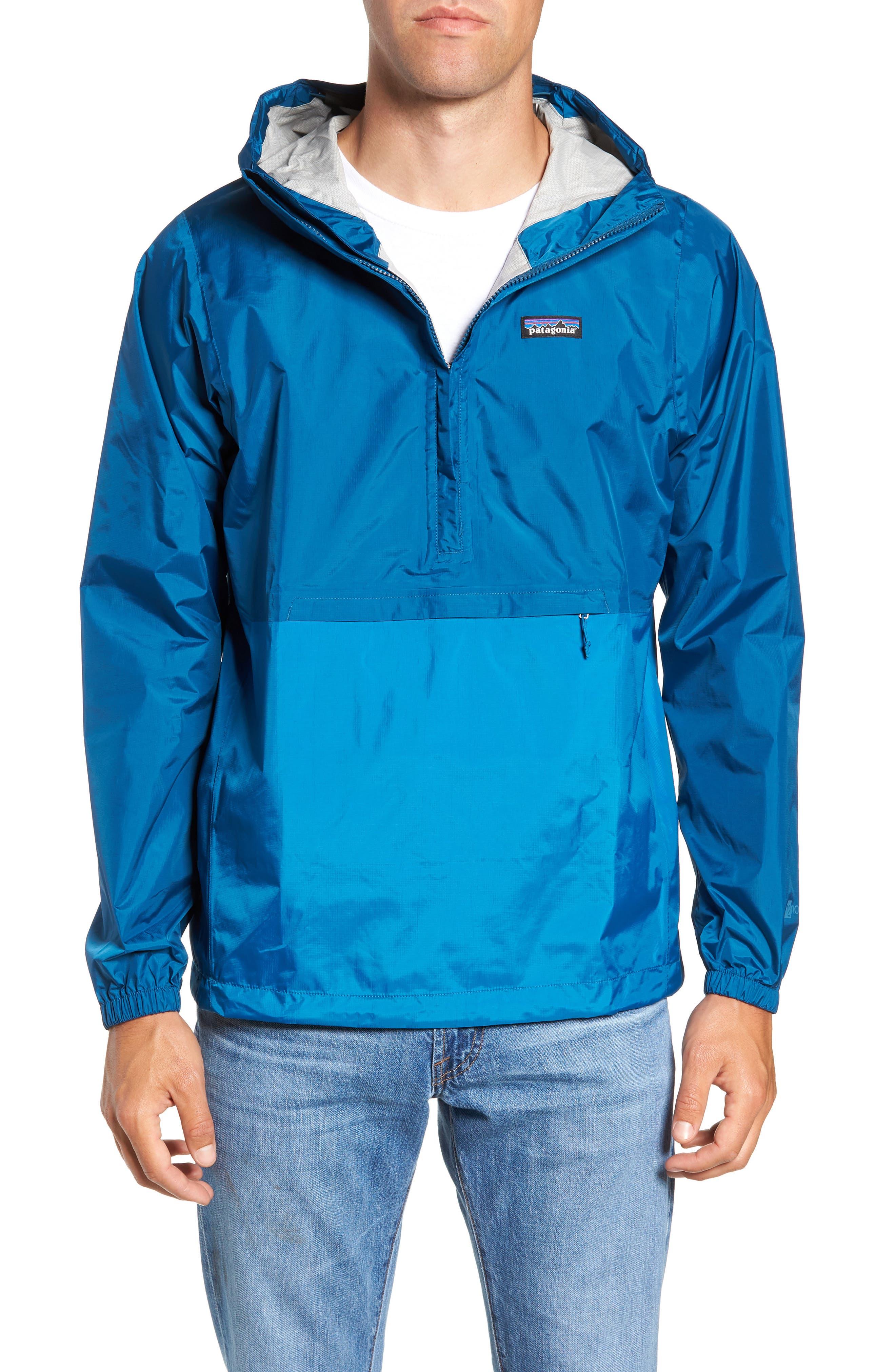Patagonia Torrentshell Packable Regular Fit Rain Jacket