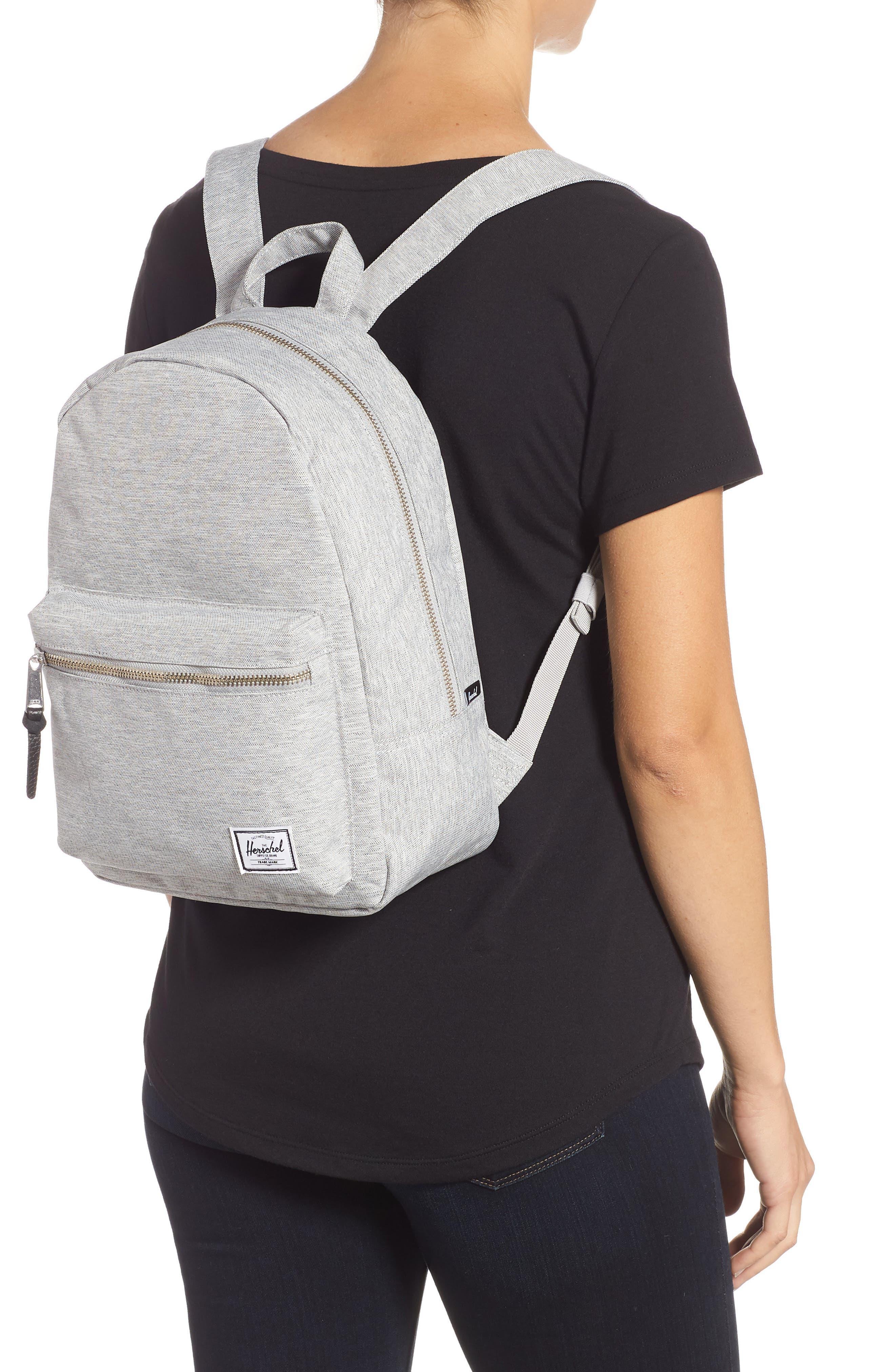 Grove Backpack,                             Alternate thumbnail 2, color,                             LIGHT GREY CROSSHATCH