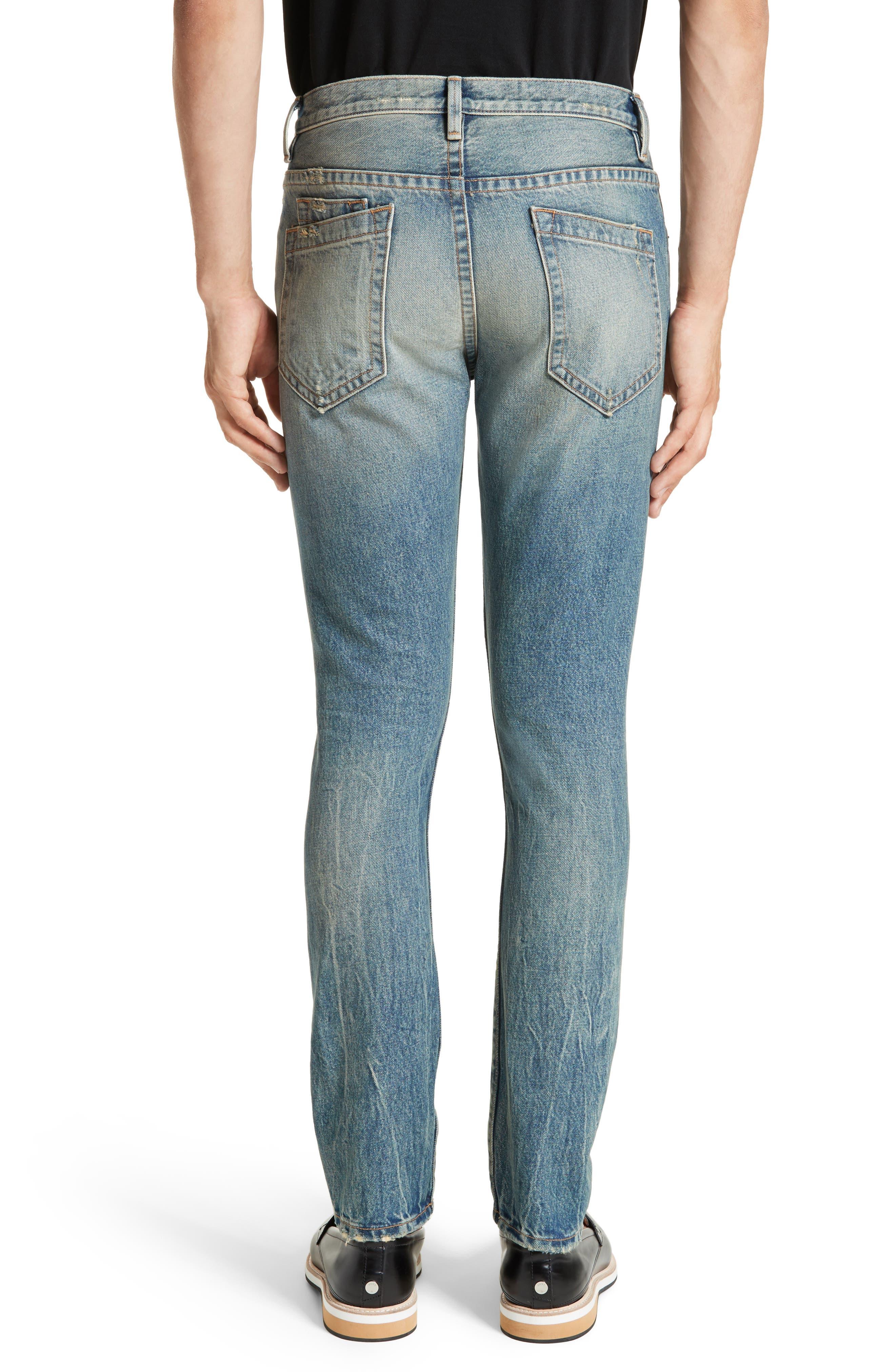 87 Jeans,                             Alternate thumbnail 2, color,                             484
