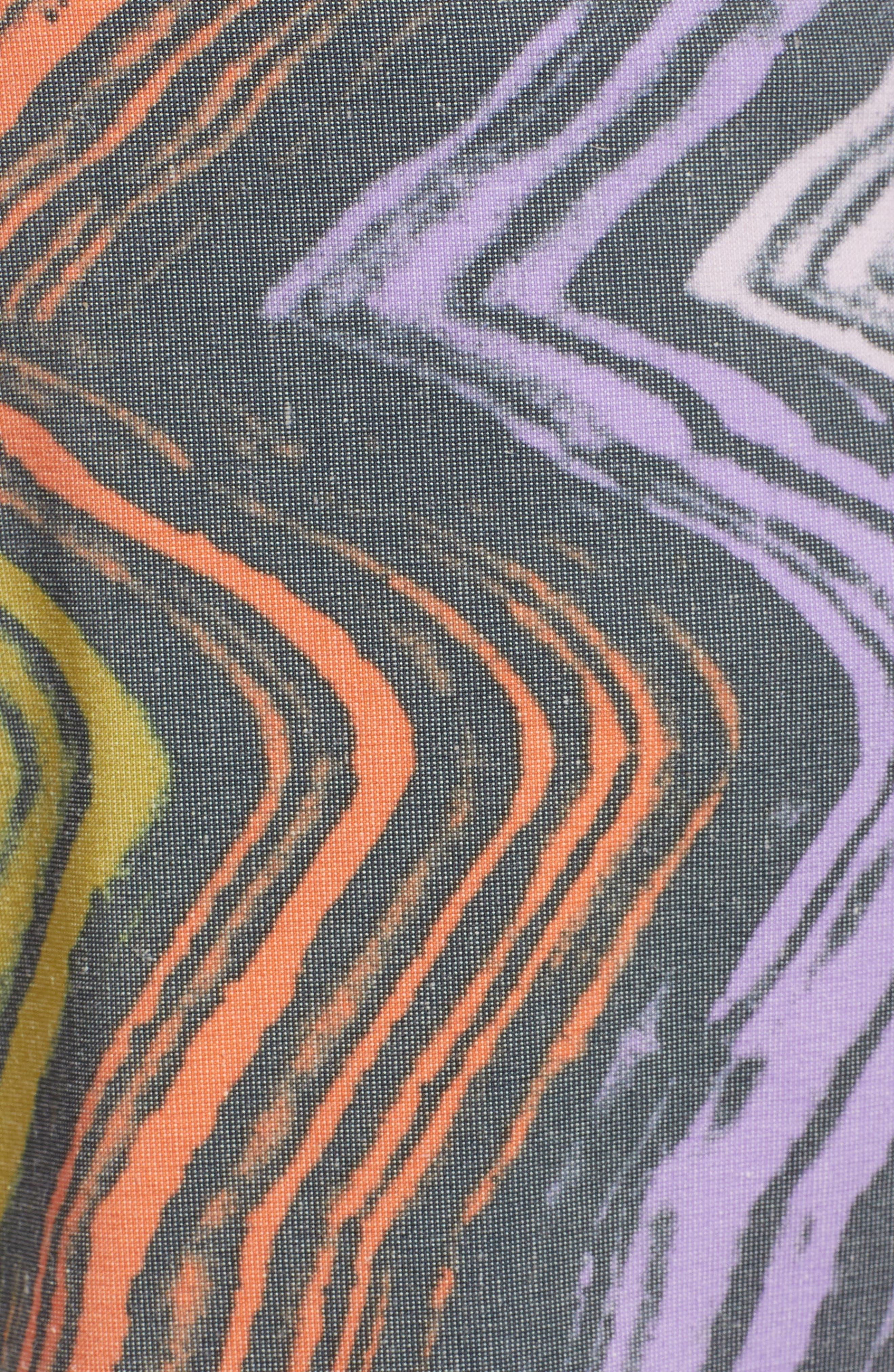 Lo-Fi Stoney Board Shorts,                             Alternate thumbnail 5, color,                             ASPHALT BLACK