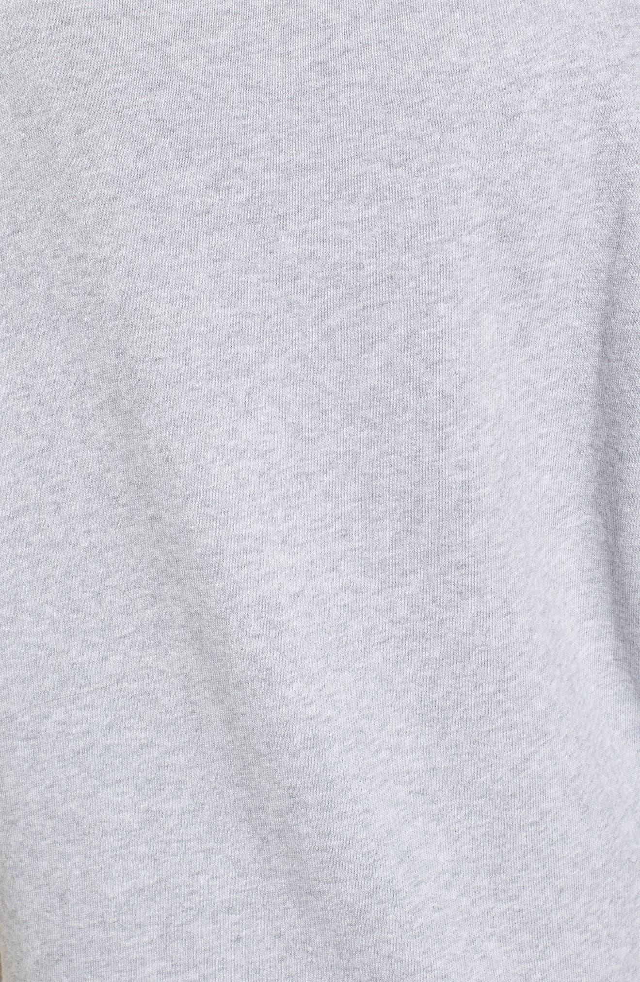 Tie Sleeve Sweater,                             Alternate thumbnail 9, color,